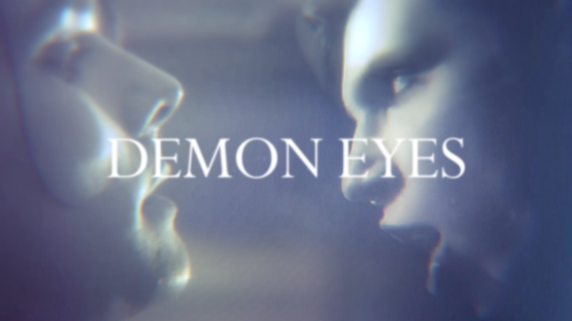 1920x1080 Demon Eyes // Andy Biersack x Gerard Way