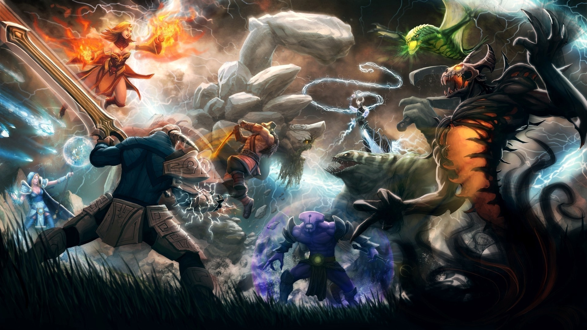 1920x1080 Dota 2 Wallpapers  Hd Awesome Wallpapers Collection Dota 2  Wallpapers