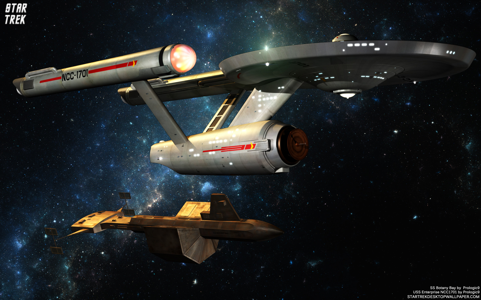1920x1200 Star Trek The Original Series by 1darthvader on DeviantArt