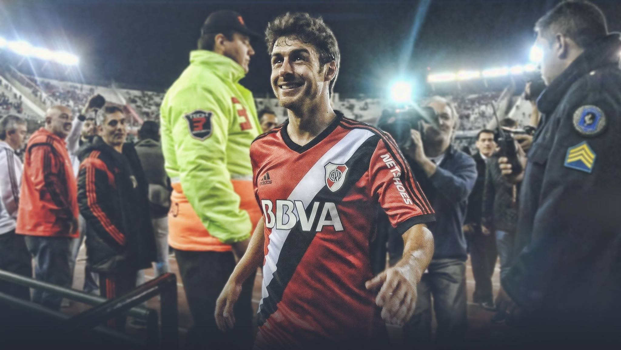 2048x1155 pablo Aimar, River Plate Wallpapers HD / Desktop and Mobile Backgrounds