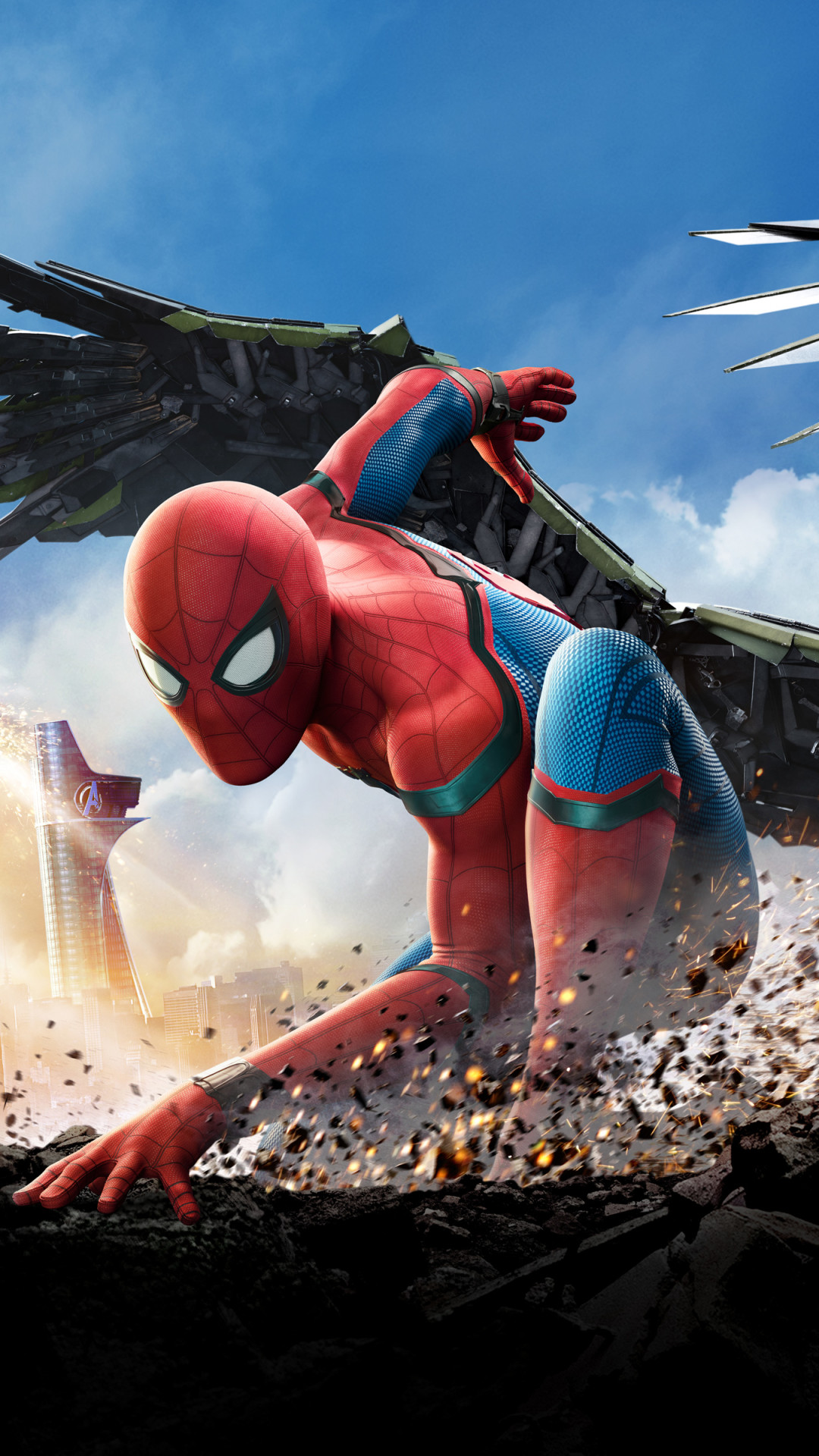 2560x1440 Spider Man Homecoming Wallpapers