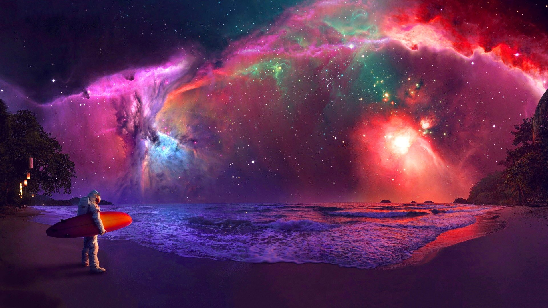 galaxy wallpapers 1366x768 (70+ images)