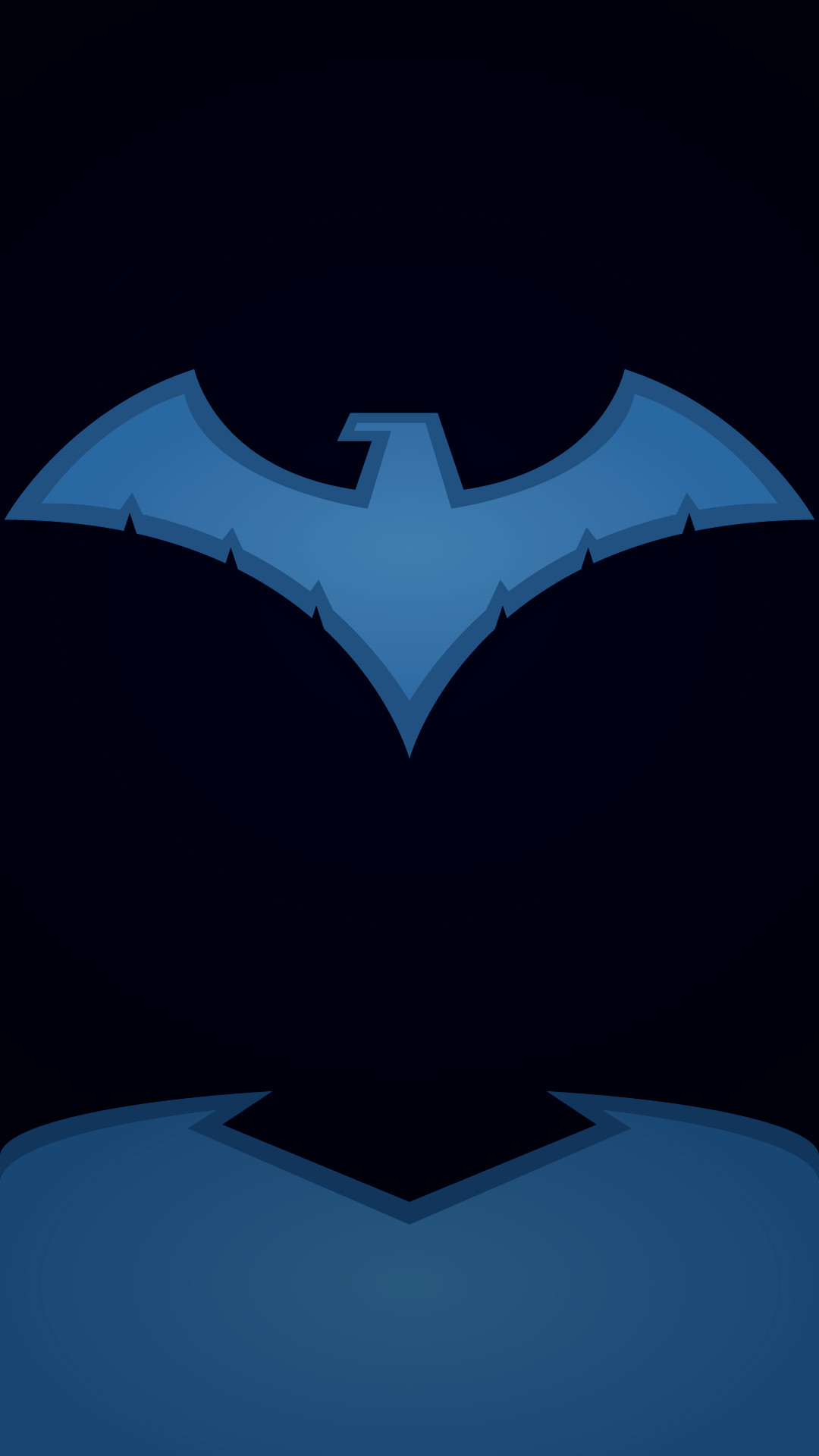 Nightwing logo wallpaper 79 images 3840x2042 buycottarizona Choice Image