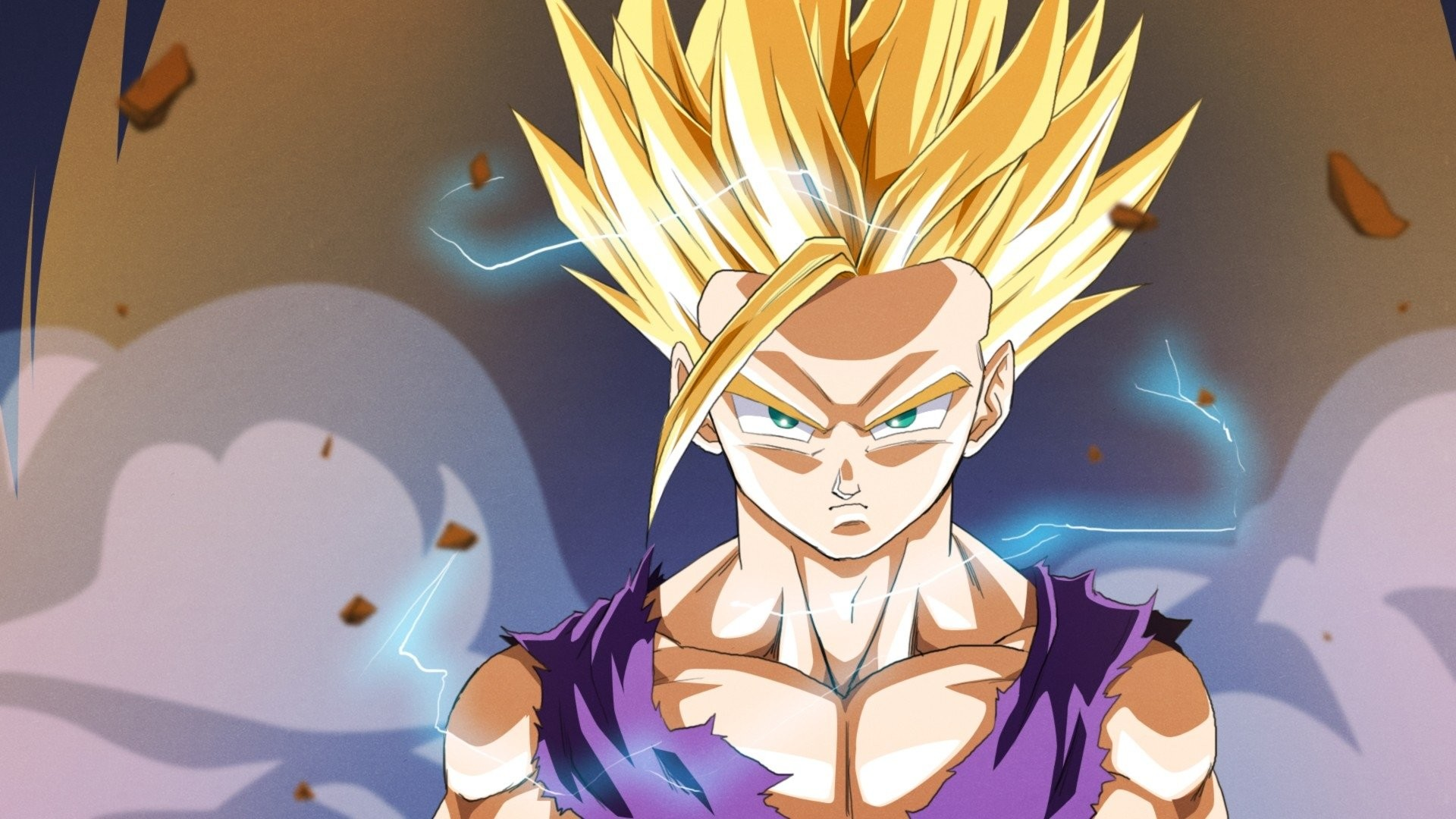 Dragon Ball Z Trunks Wallpaper 66 Images