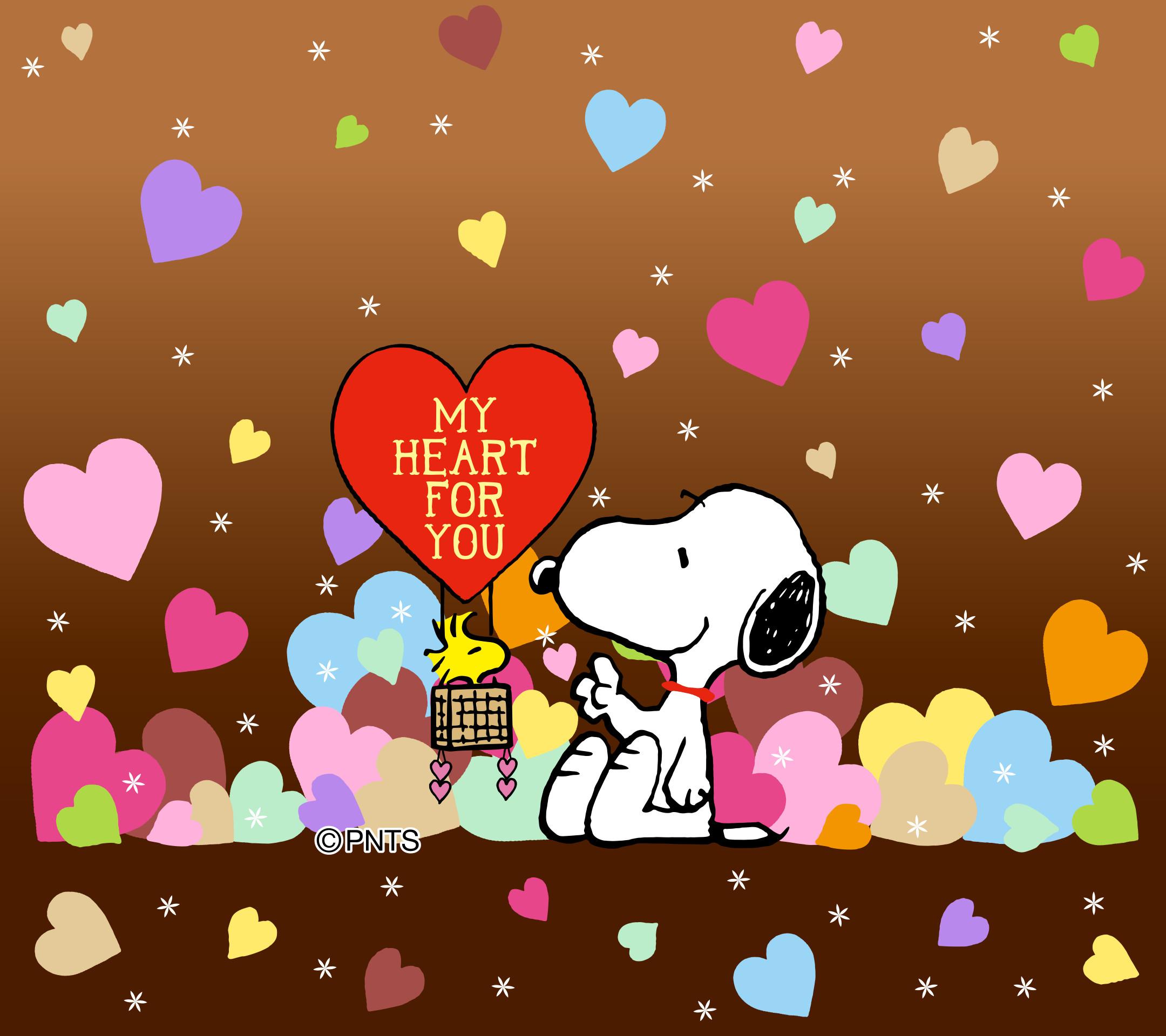 Valentines Day Wallpaper: Peanuts Valentines Wallpaper (53+ Images