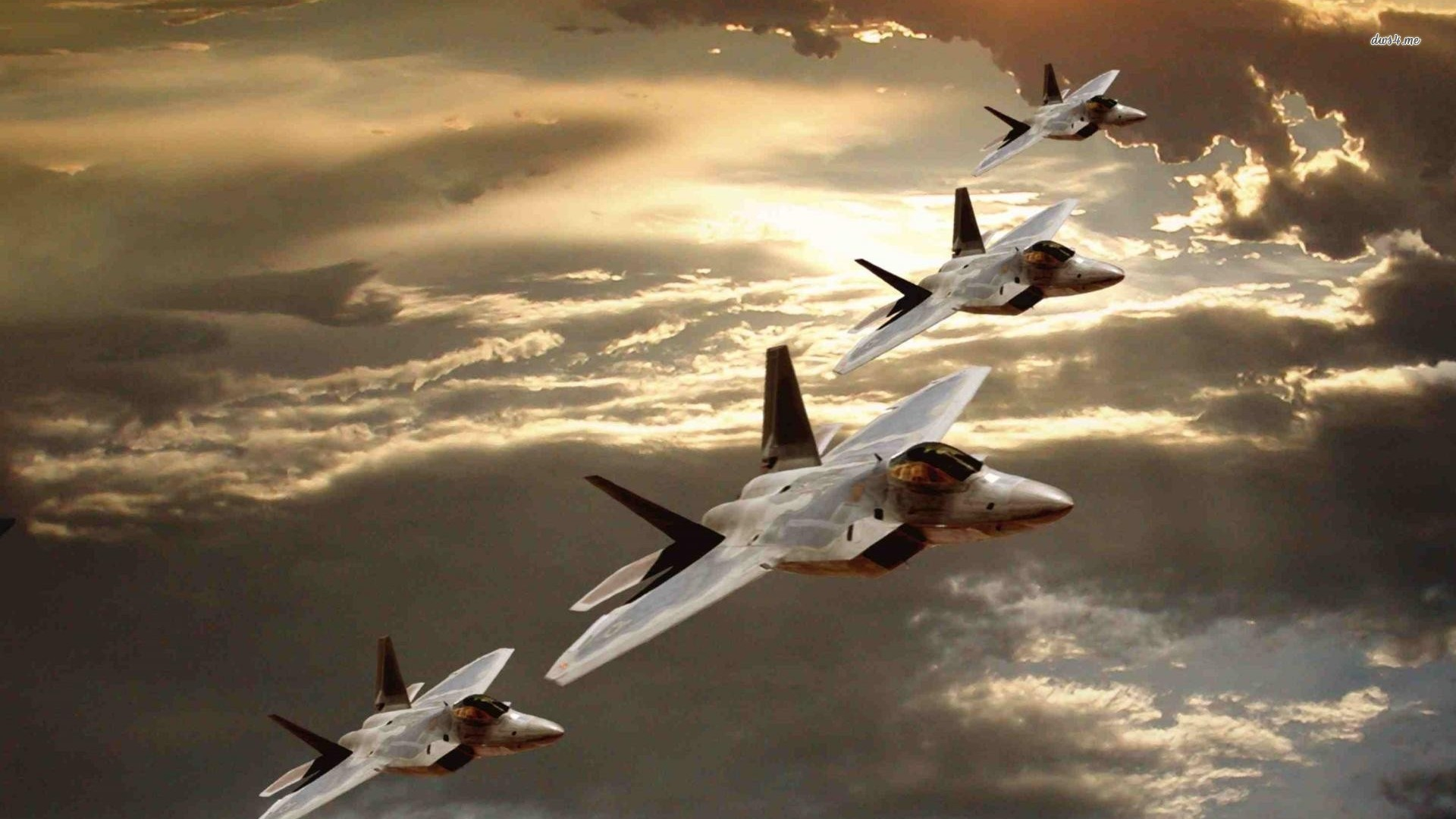 1920x1080  Lockheed Martin F22 Raptors HD wallpapers
