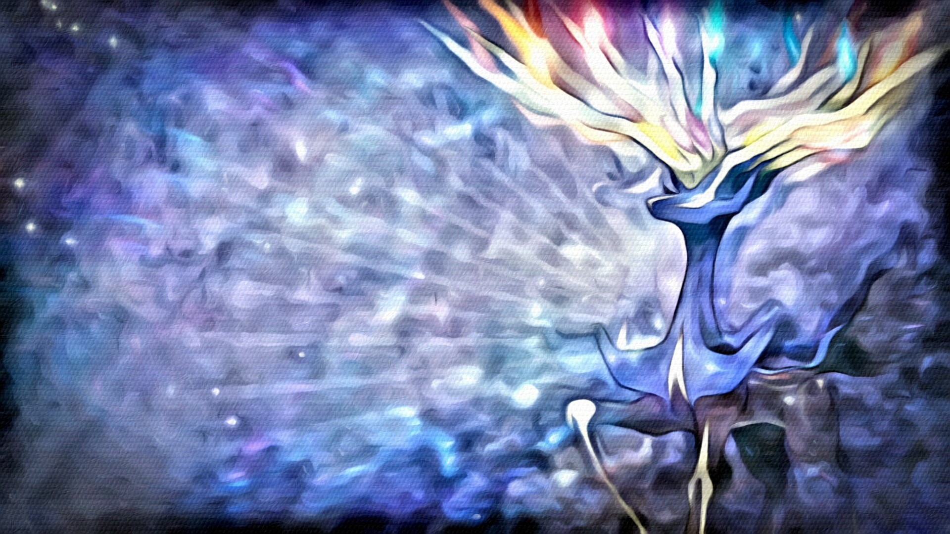 1920x1080 Xerneas Luminescent by M0rden Xerneas Luminescent by M0rden