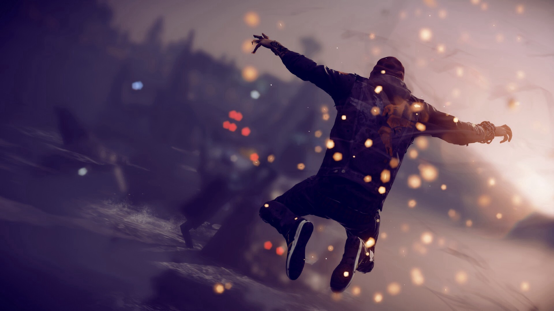 1920x1080 Infamous Second Son Wallpaper (32 Wallpapers)