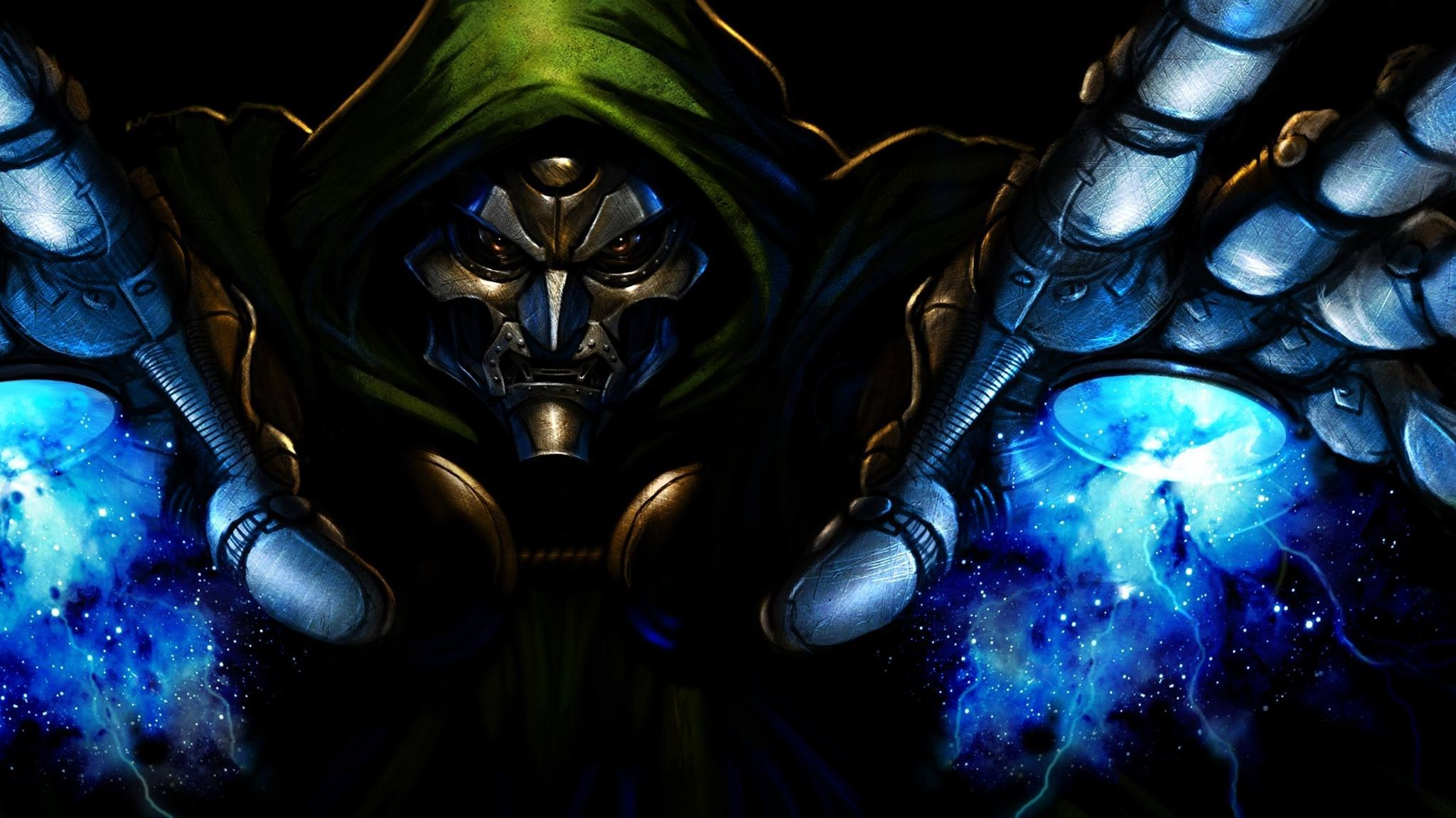 2048x1151 Doctor Doom, Marvel Comics, Comic Books Wallpapers HD / Desktop and Mobile  Backgrounds