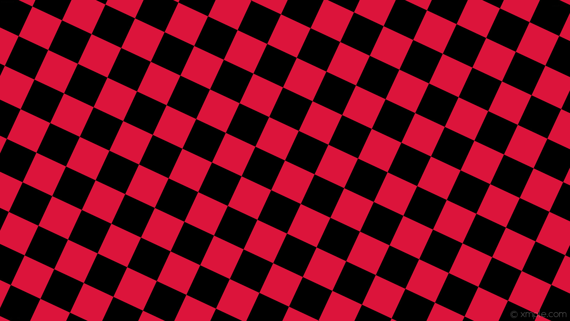 1920x1080 Black And Red Checkered Wallpaper