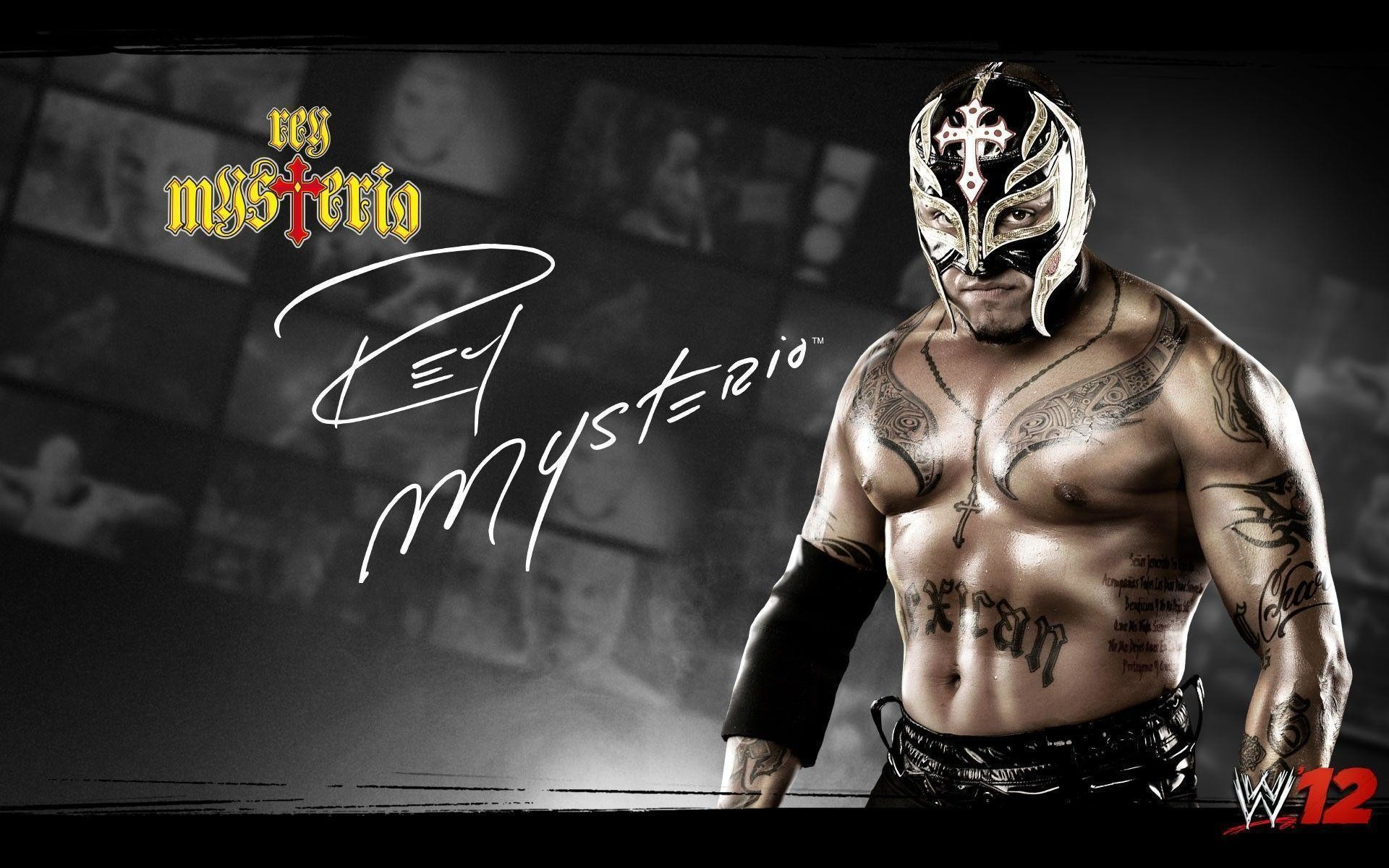 1920x1200 Rey Mysterio wallpapers