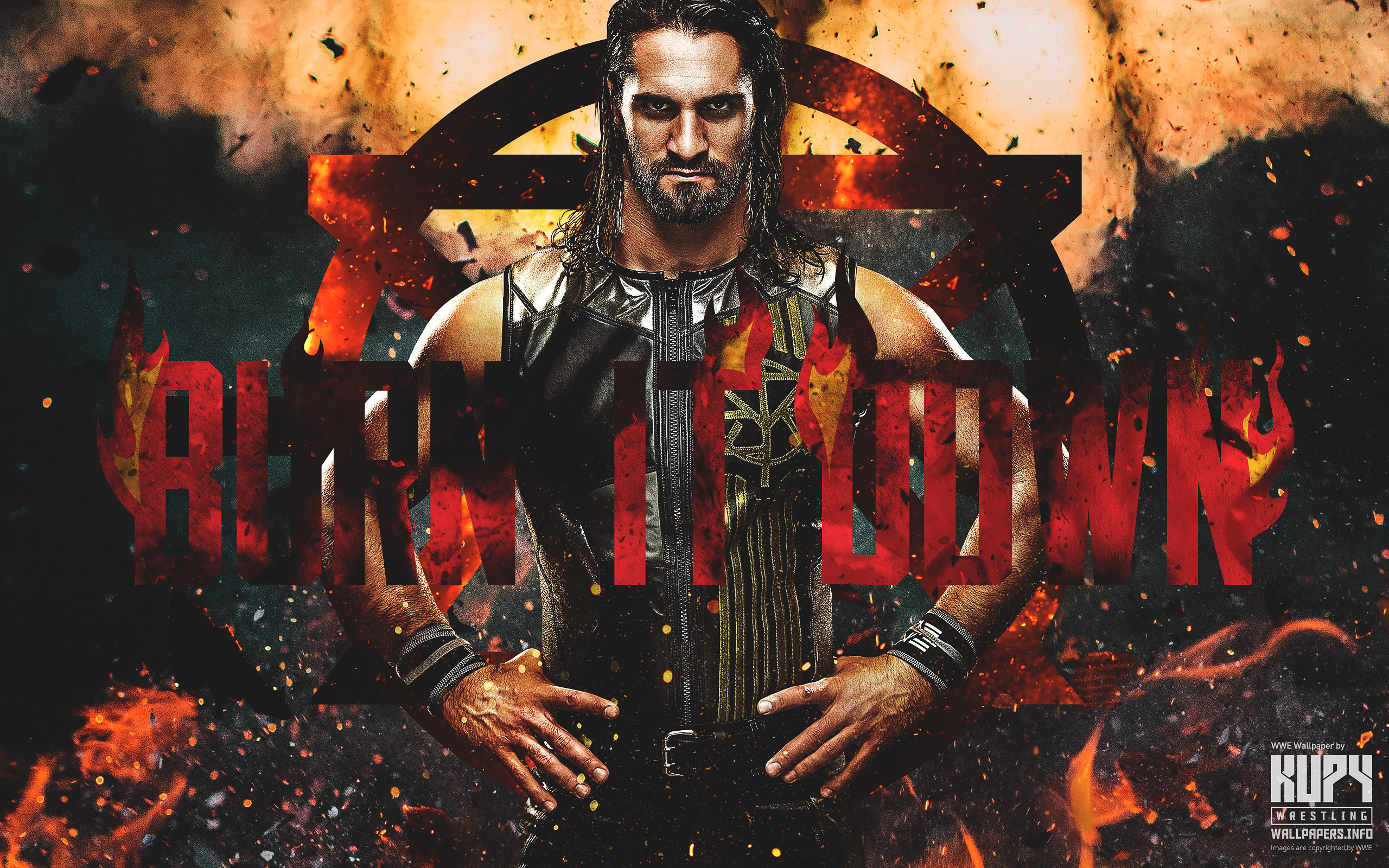 WWE Seth Rollins Wallpaper (82+ images)