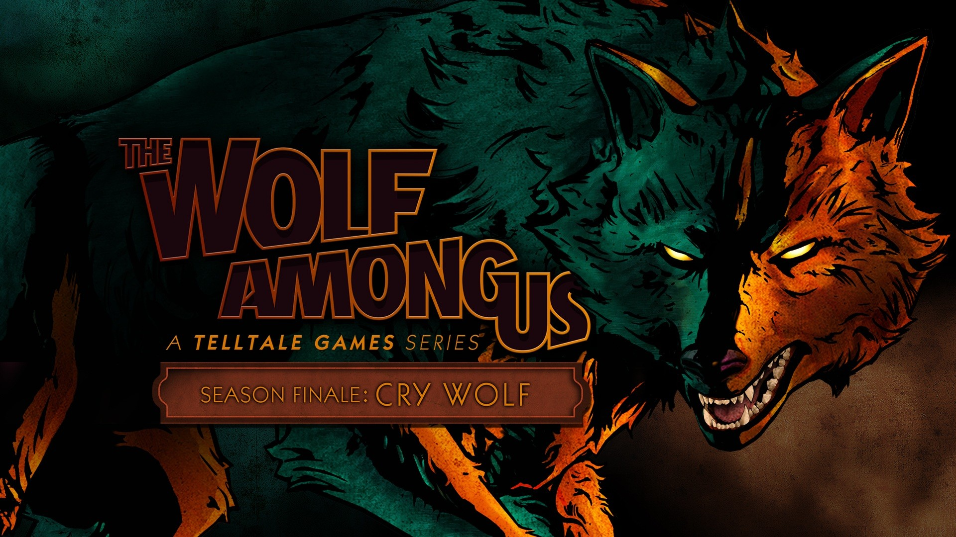 "1920x1080 The Wolf Among Us | Episode 5: ""Cry Wolf"""