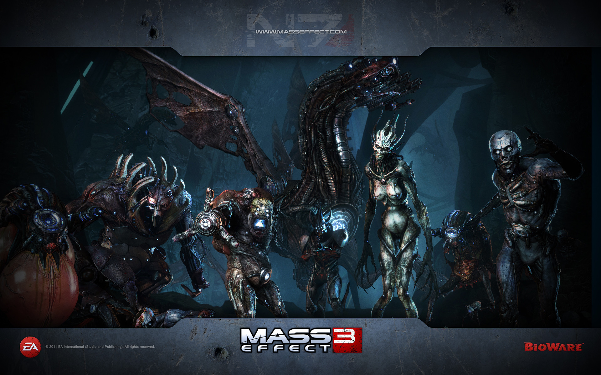 1920x1200 Mass Effect 3 - Wallpapers
