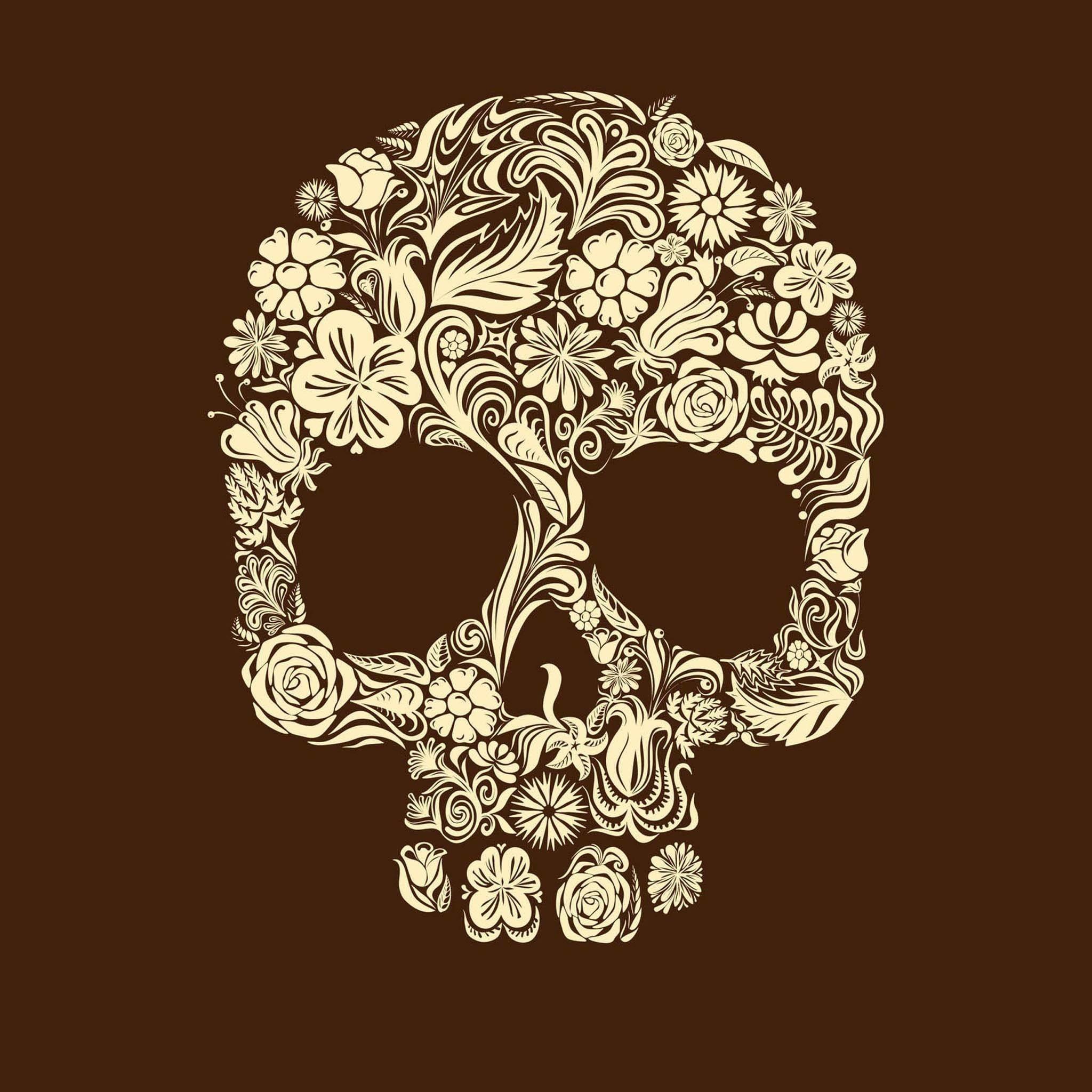 HD Sugar Skull Wallpaper (64+ images)
