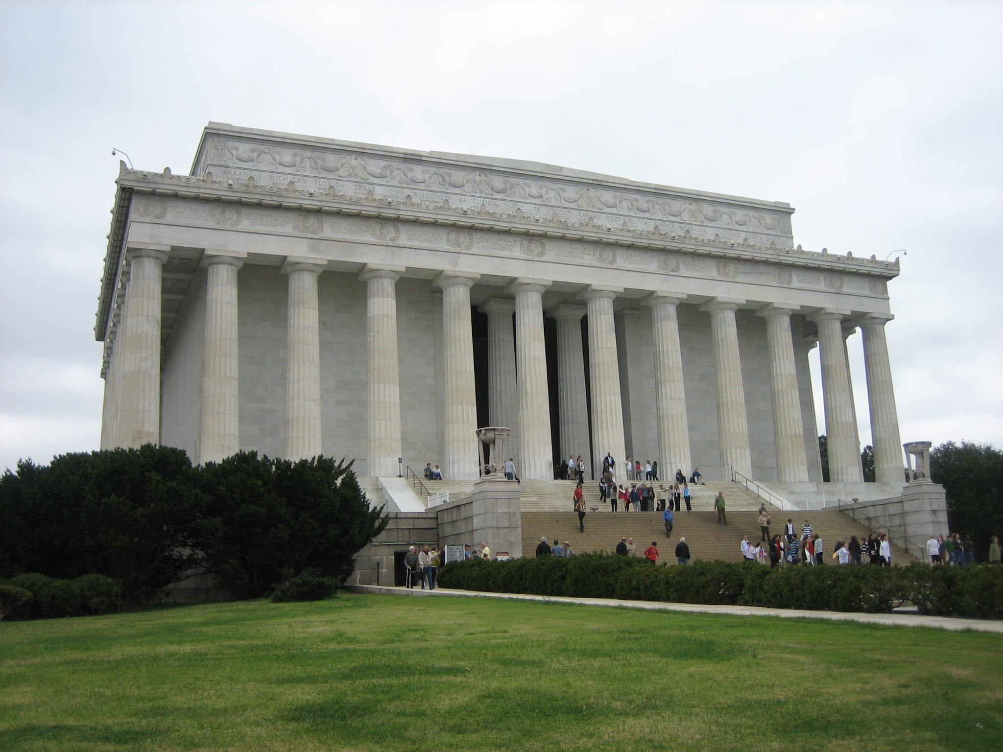 Lincoln Memorial Wallpaper 46 Images