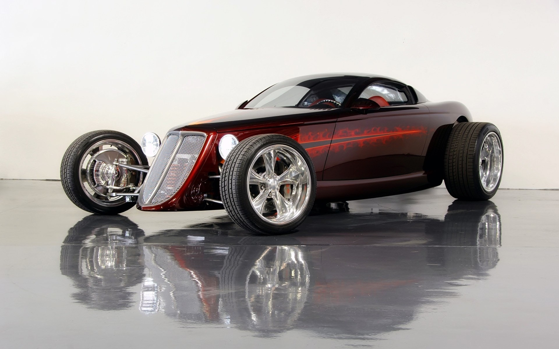 1920x1200 Foose Coupe Wallpaper Hot Rods Cars Wallpapers