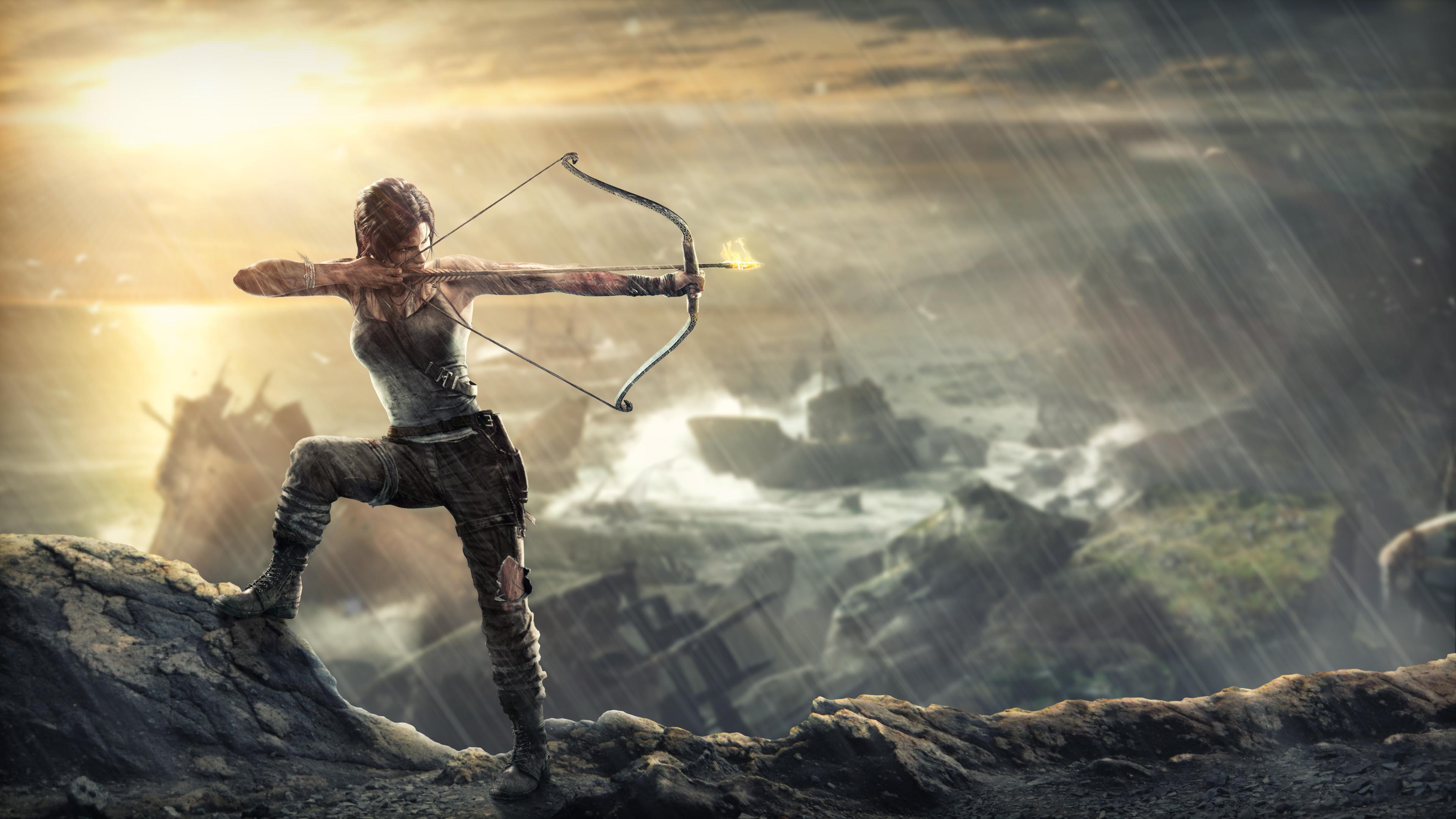 Tomb Raider 2018 HD Wallpaper (76+ images)