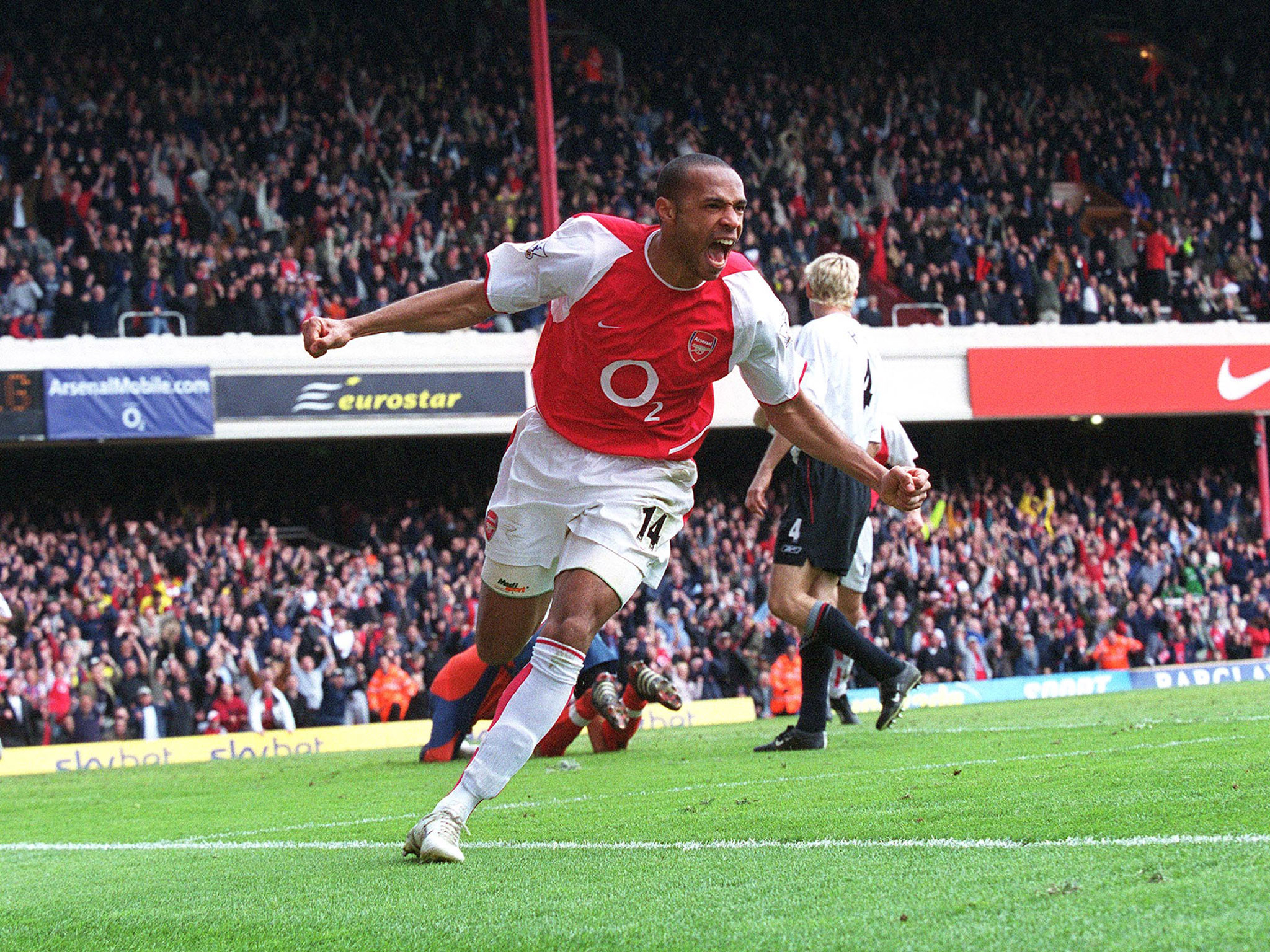 2048x1536 Paul Scholes: Thierry Henry could destroy players with his pace - News &  Comment -