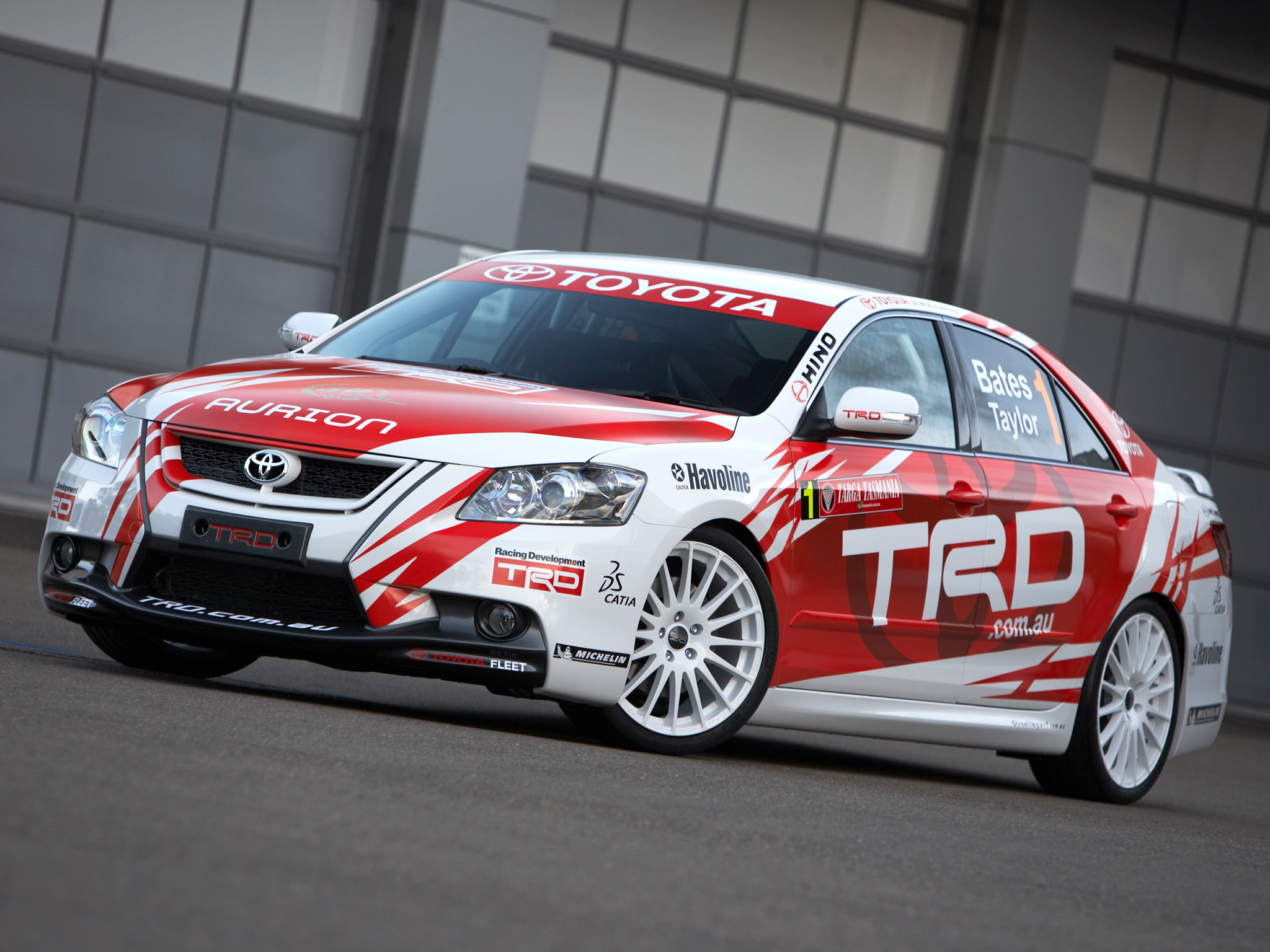 2048x1536 2007 TRD Toyota Aurion Race XV40 racing tuning wallpaper |  |  126006 | WallpaperUP
