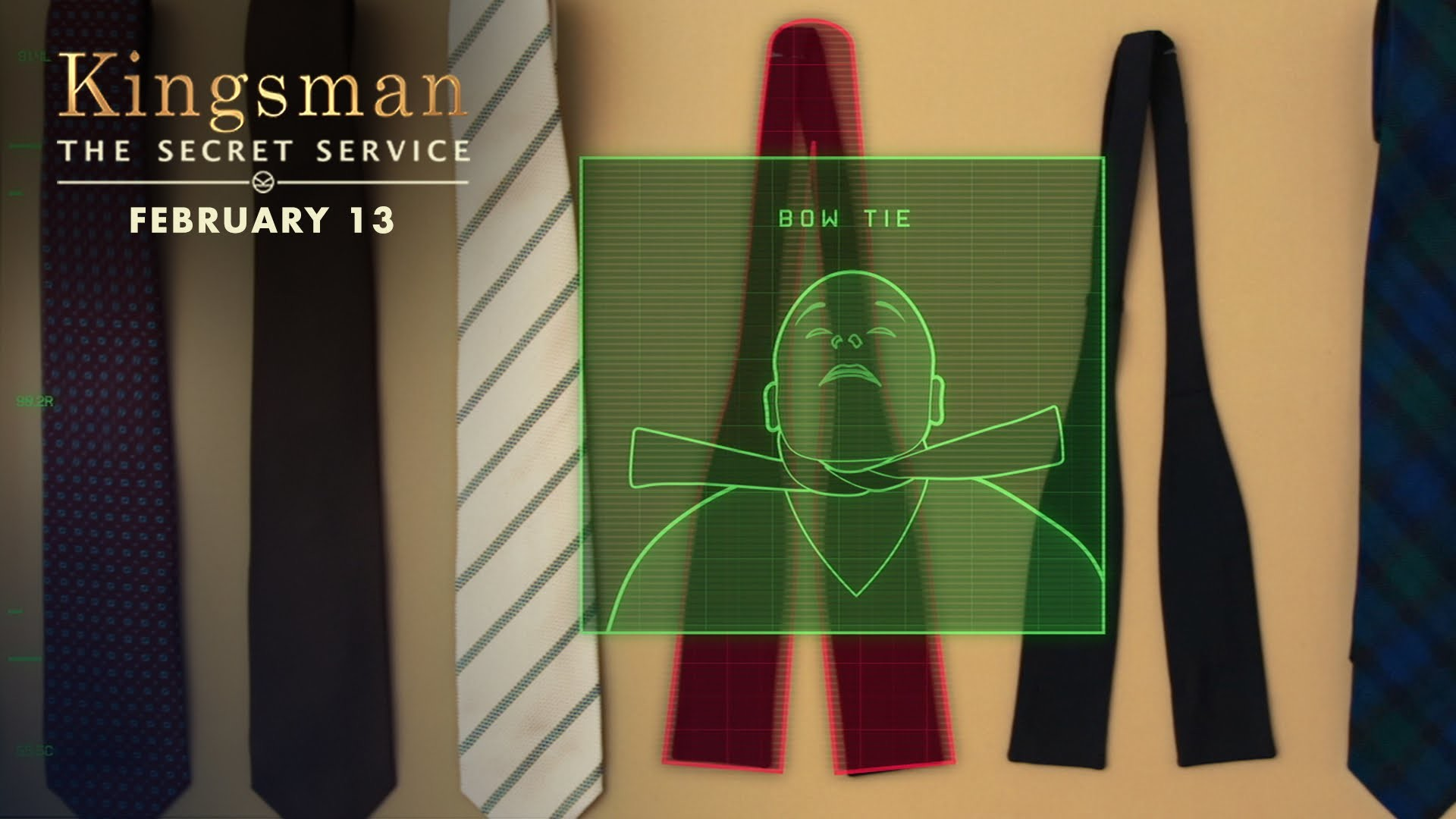 1920x1080 Kingsman: The Secret Service | How To Be A Kingsman: Tying A Tie [HD] |  20th Century FOX - YouTube