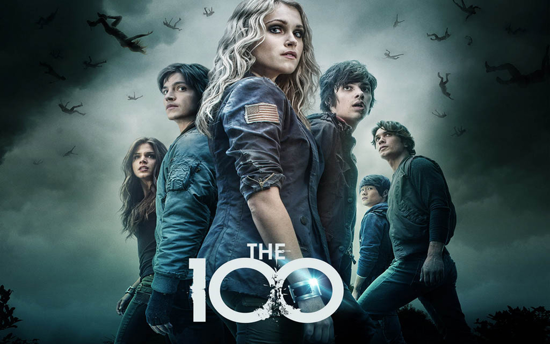 the 100 cw wallpaper (70+ images)