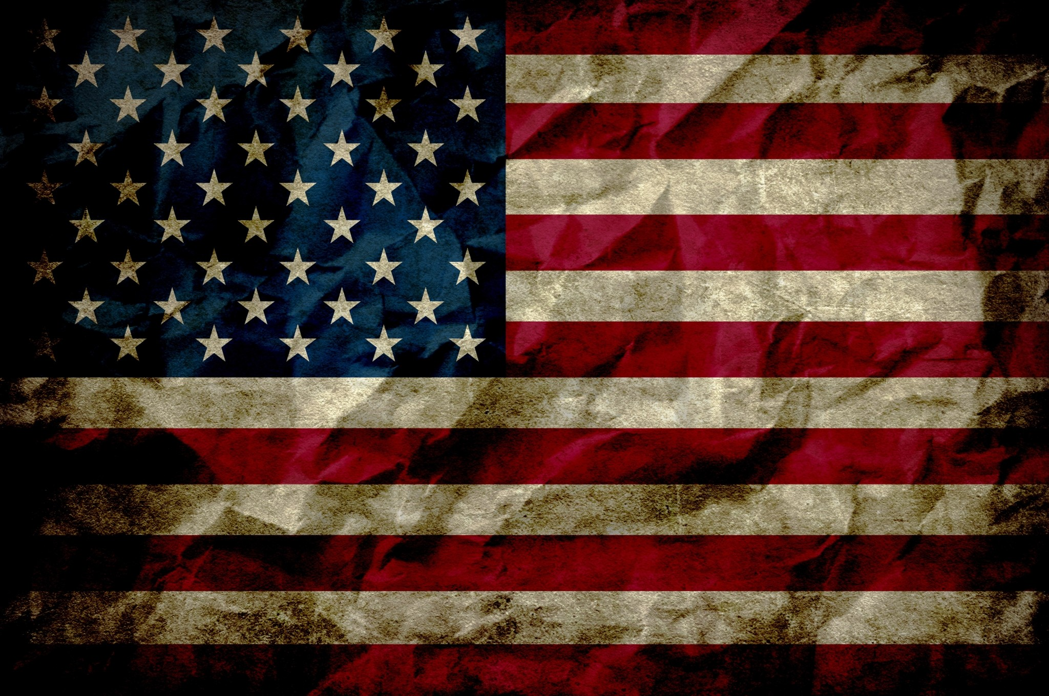 American Flag Screensa...