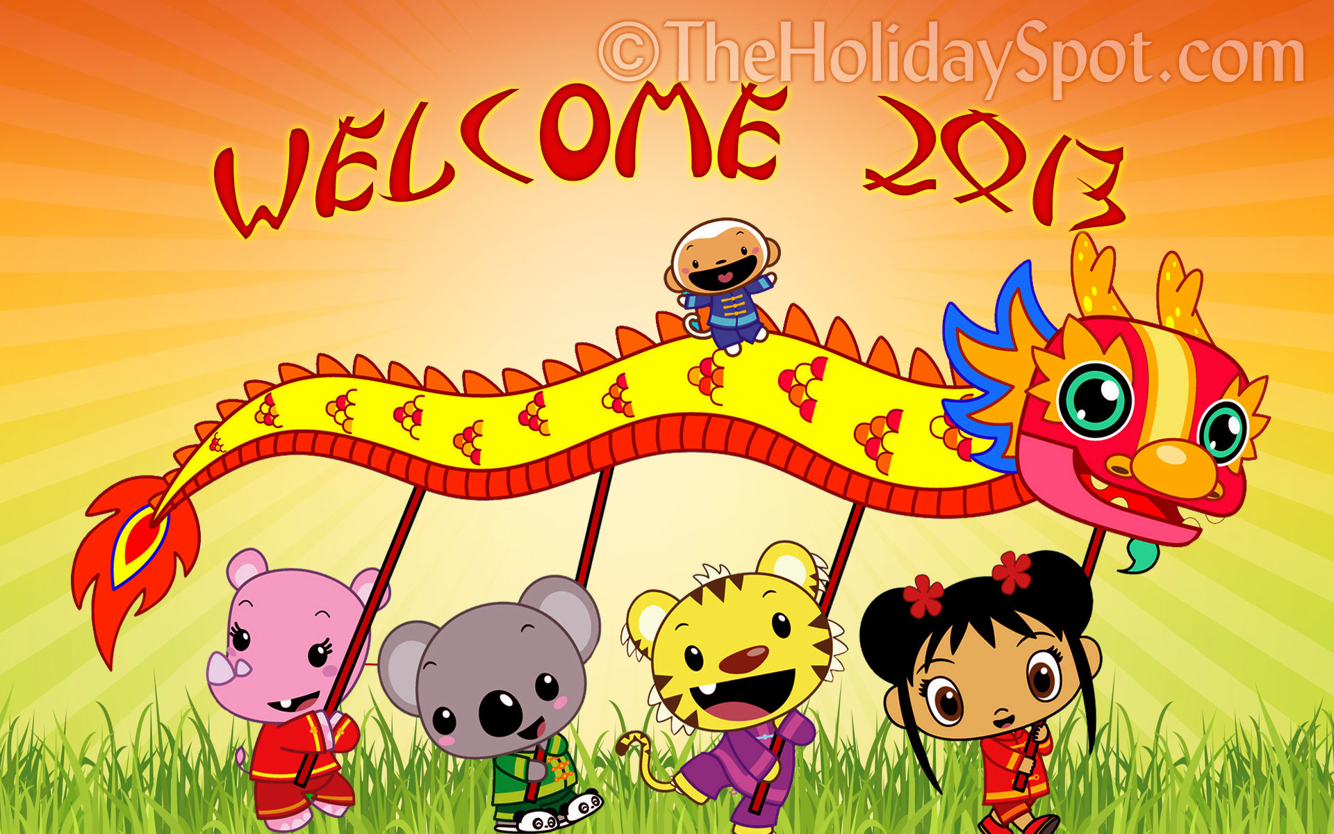 1920x1200 Download Free Christmas New Year Wallpaper. download original size