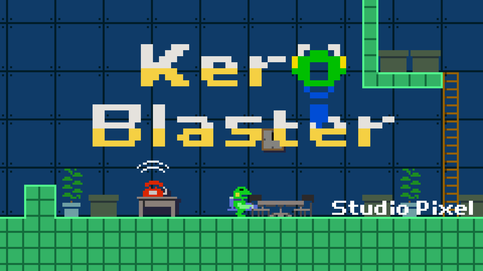 1920x1080 Cave Story! Now that I've got your attention, play Kero Blaster | Retronauts
