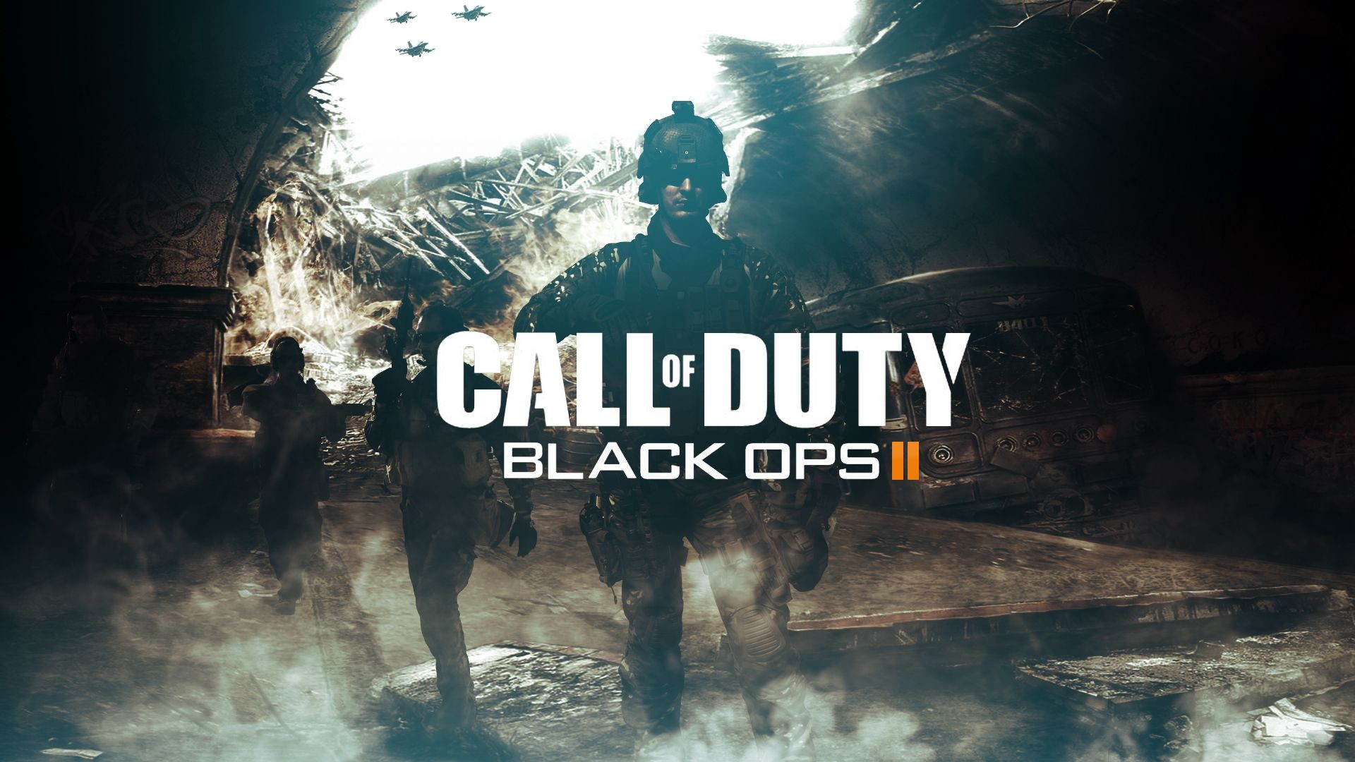 1920x1080 Black Ops 2 Wallpapers Free Download