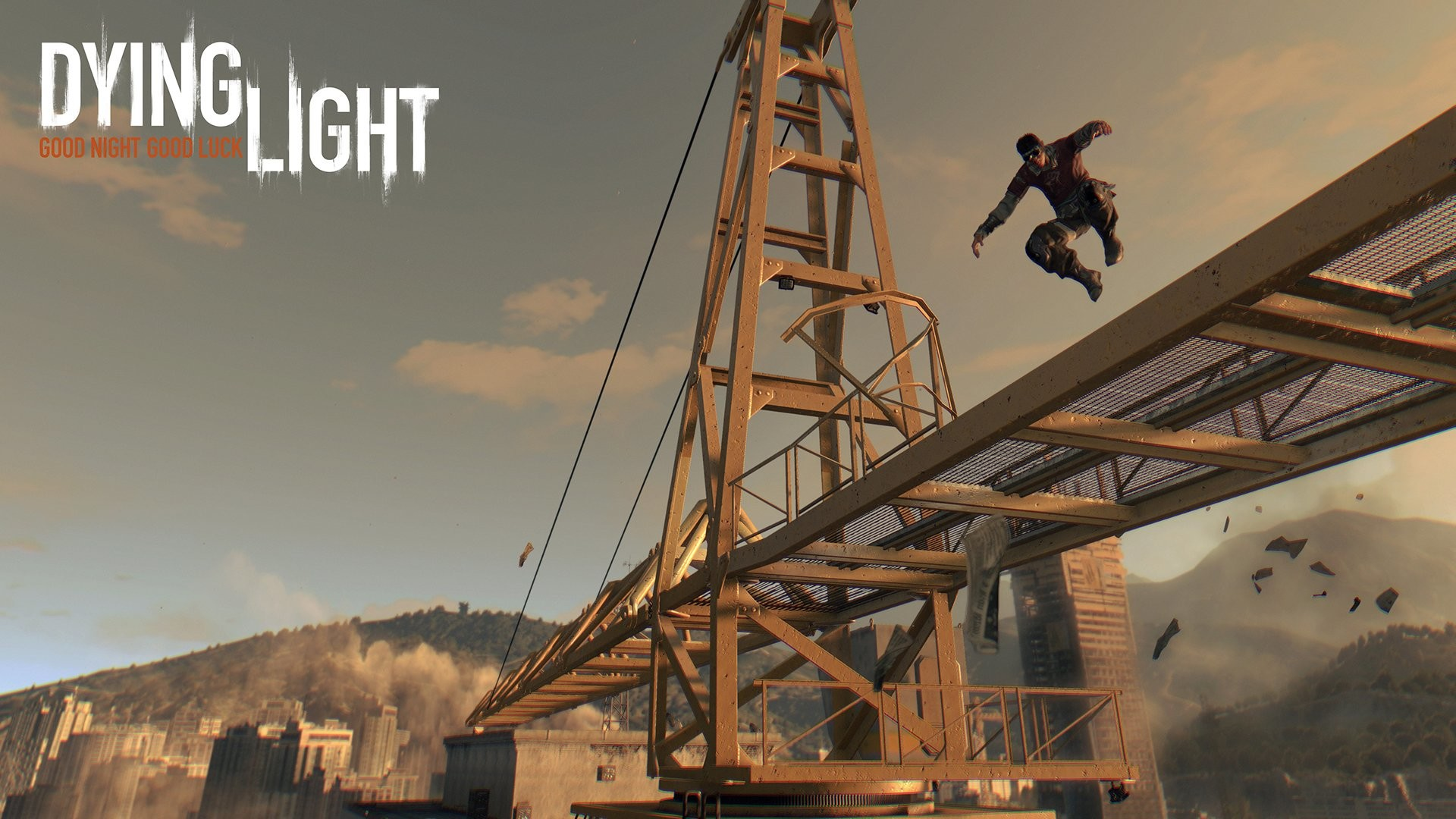 1920x1080 Dying Light Iphone 5 Wallpaper Id 58249 Horror Survival Zombie Apocalyptic Dark