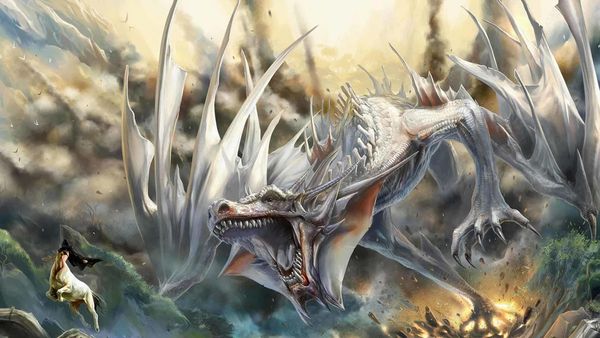 anime dragon wallpaper (67+ images)