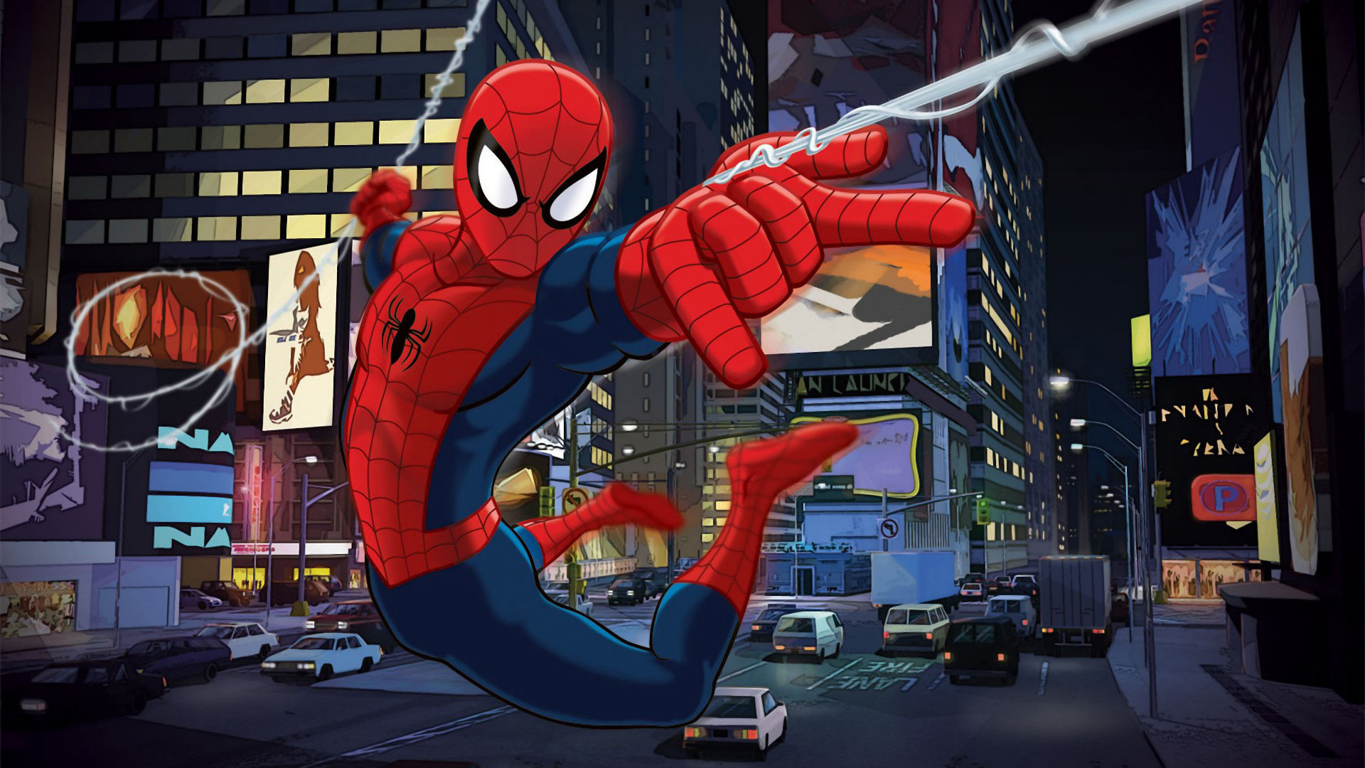 Ultimate spider man hd wallpaper 73 images - Images spiderman ...