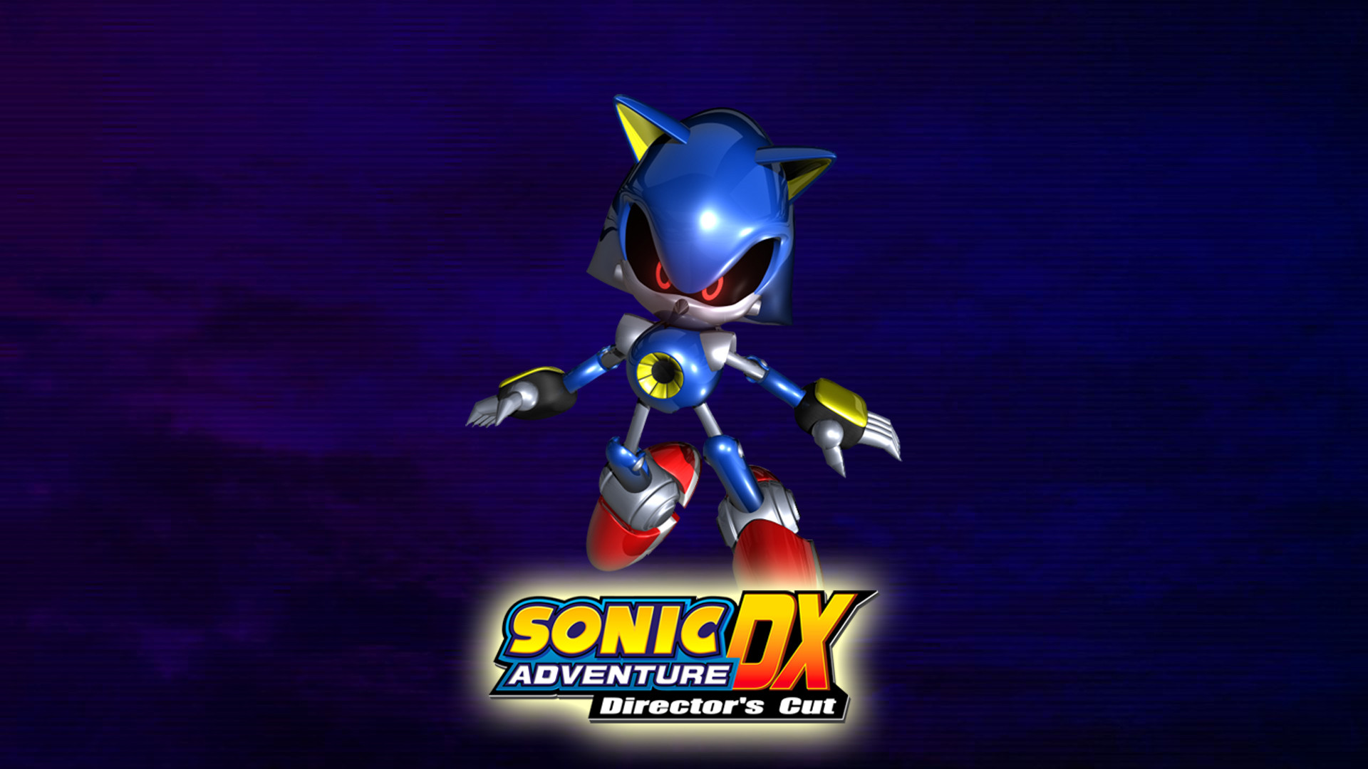 1920x1080 ... Sonic Adventure DX - Metal Sonic Wallpaper by Hynotama
