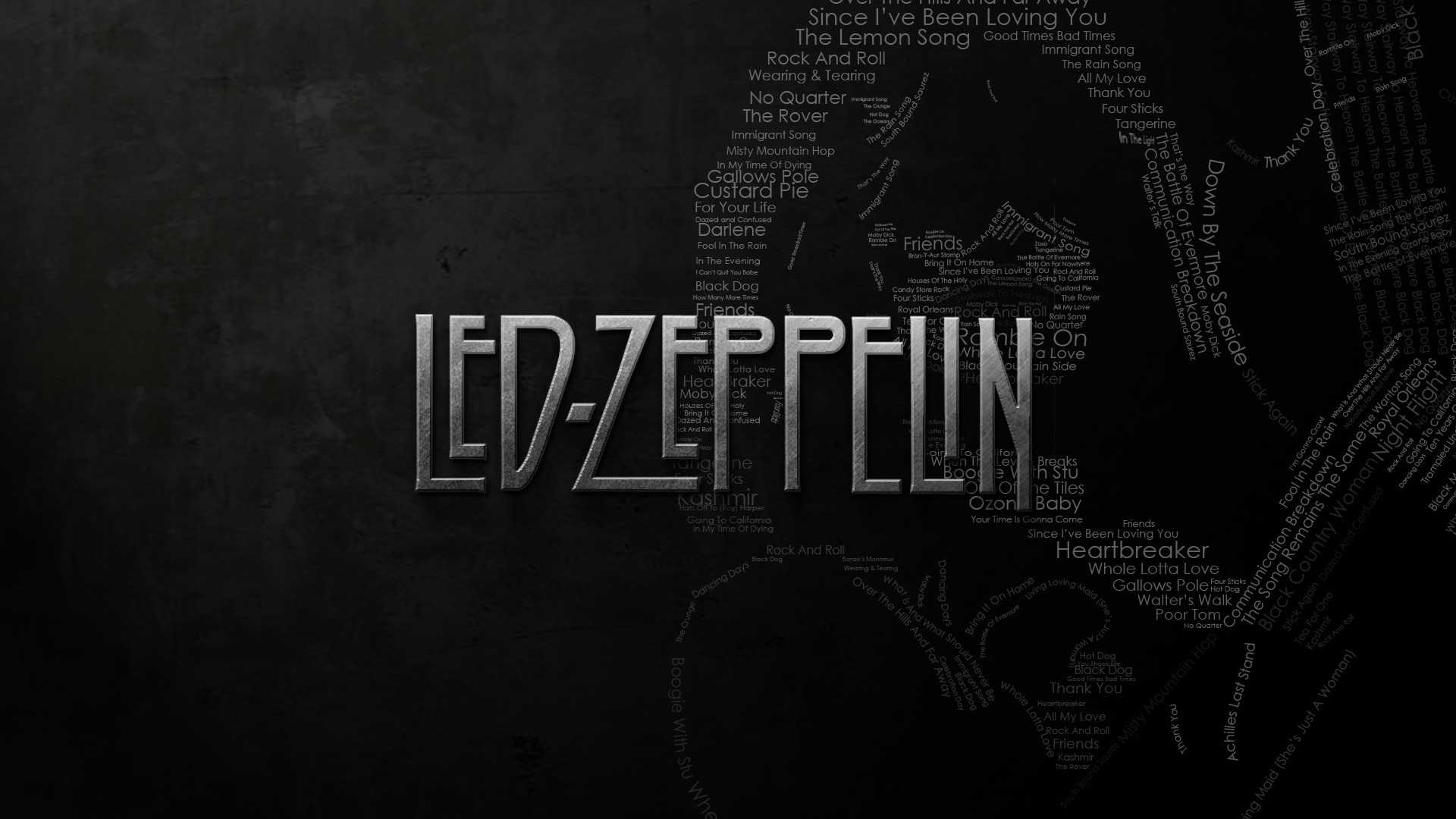 1920x1080 LED Zeppelin Wallpapers