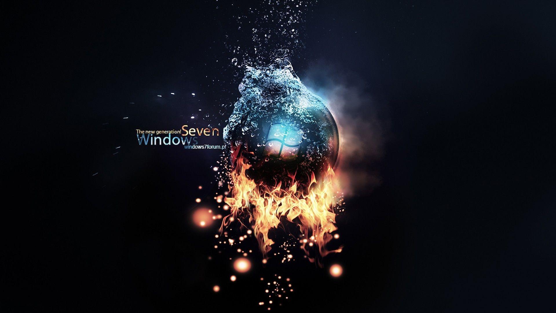 Windows 7 Background Desktop 62 Images