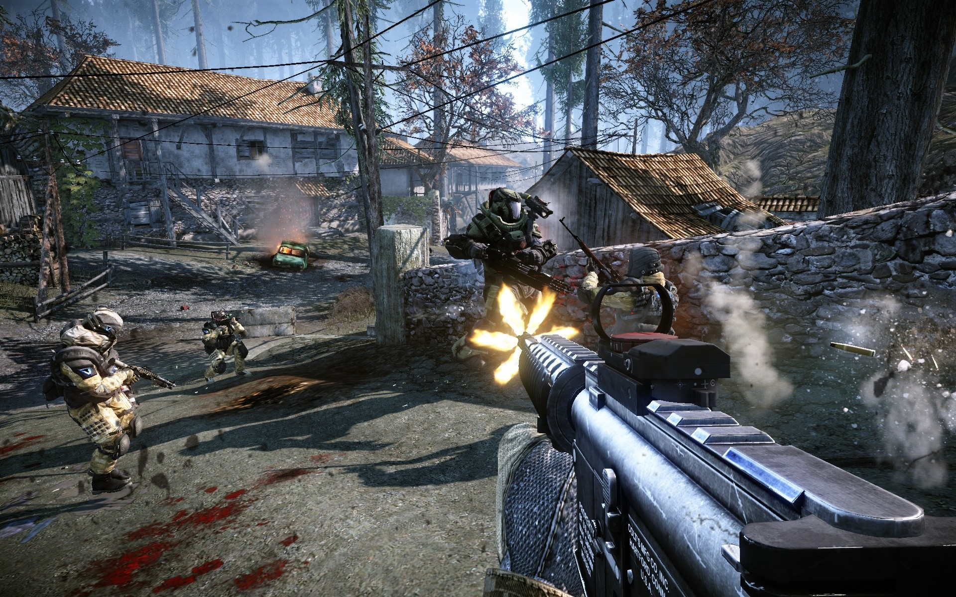 1920x1200 WARFACE: Watch The New Closed Beta Trailer