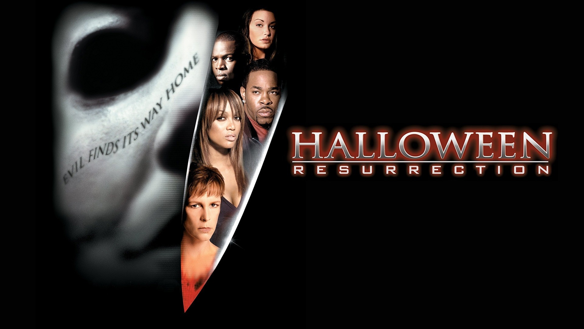 "1920x1080 In Defense Of The ""worst"" Halloween Movie – Slickster Magazine intended for  Halloween Resurrection Wallpaper"