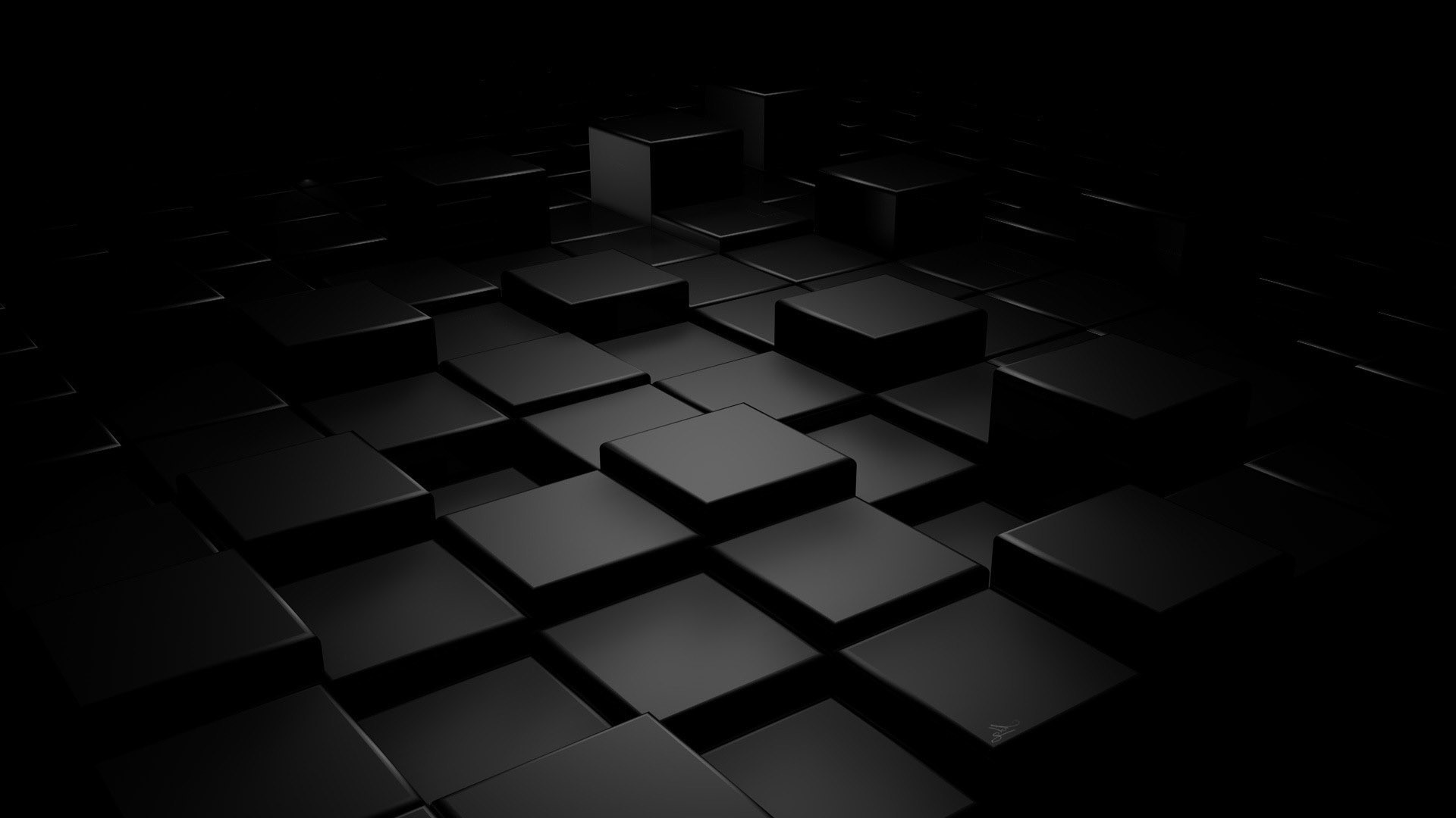 1920x1080 Black Abstract Wallpapers Desktop Background
