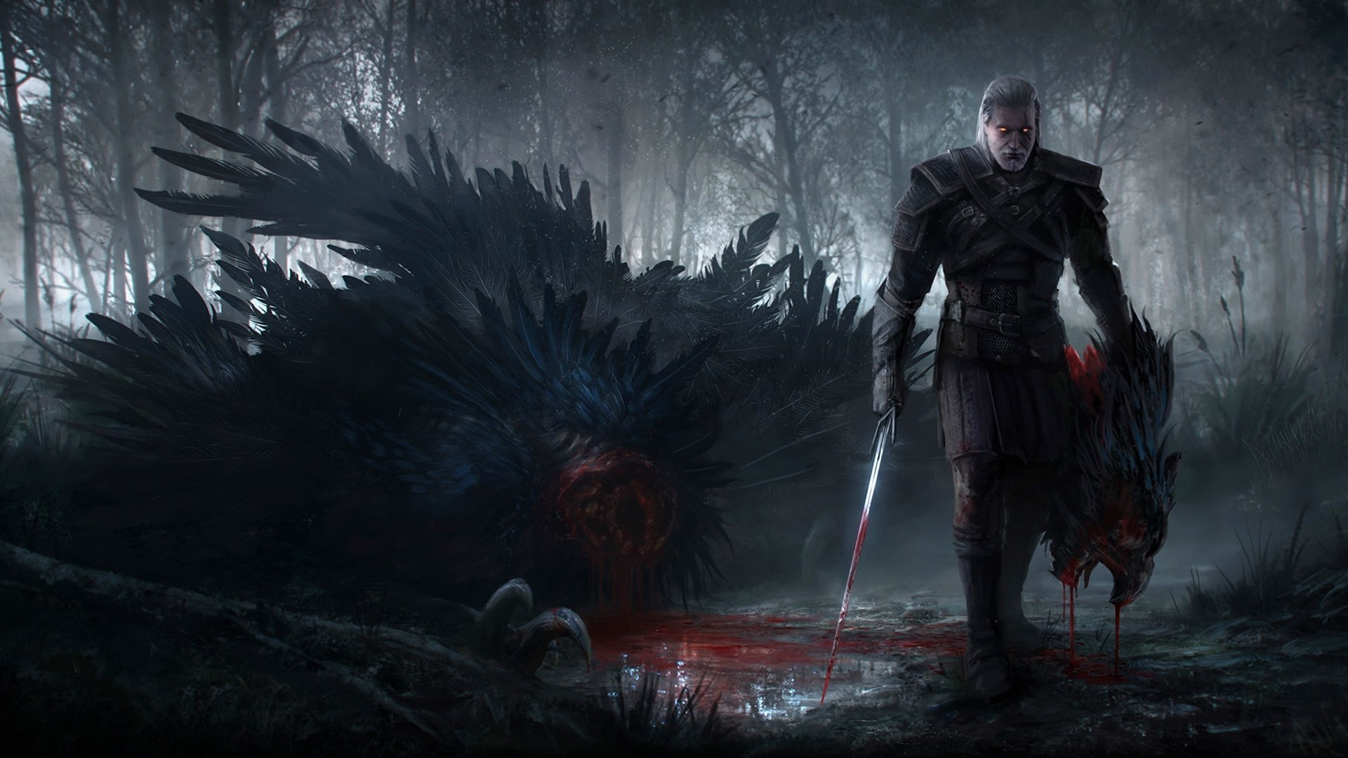 1920x1080 View, download, comment, and rate this  The Witcher 3: Wild Hunt
