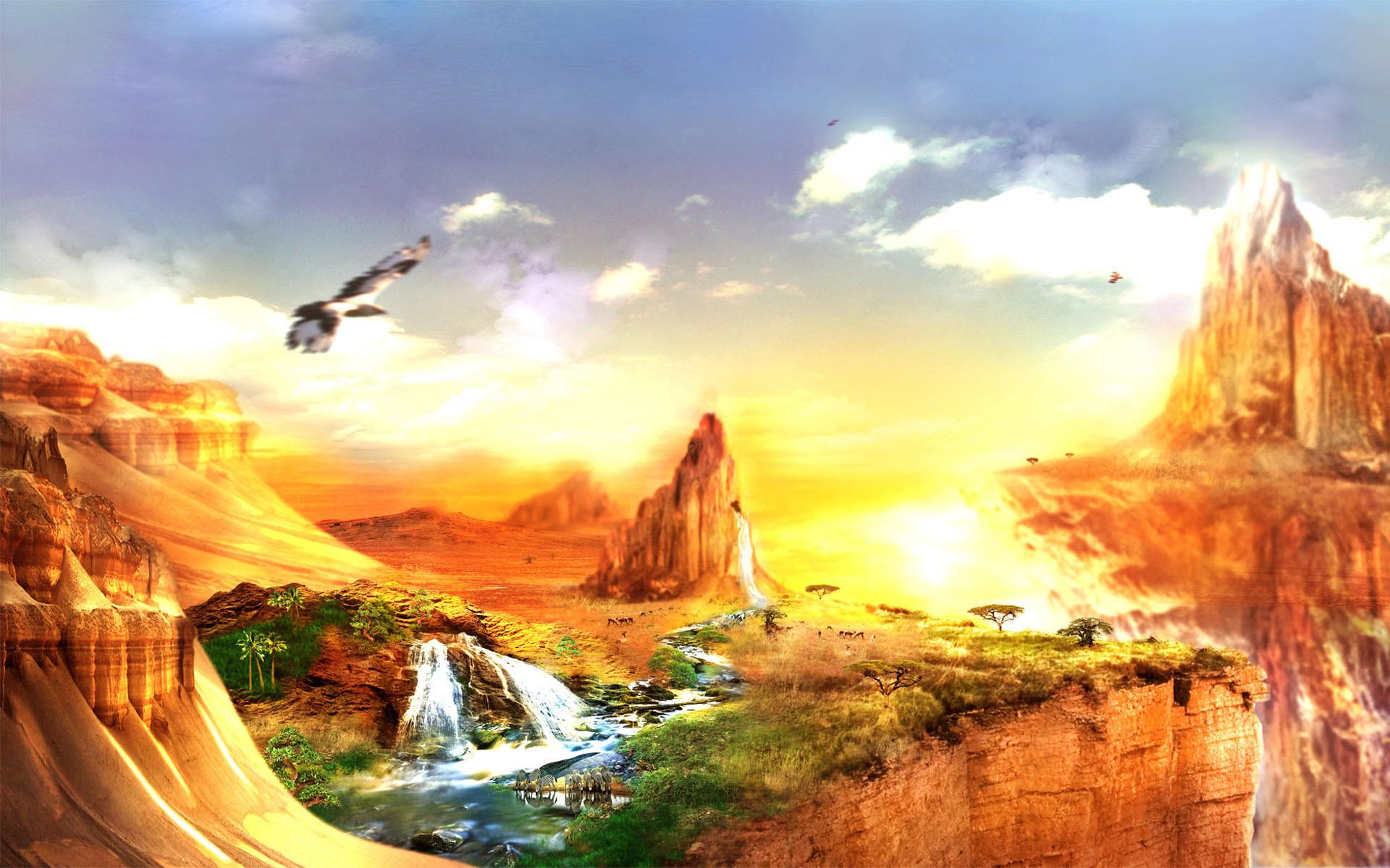 Amazing Scenery Wallpaper (72+ images)