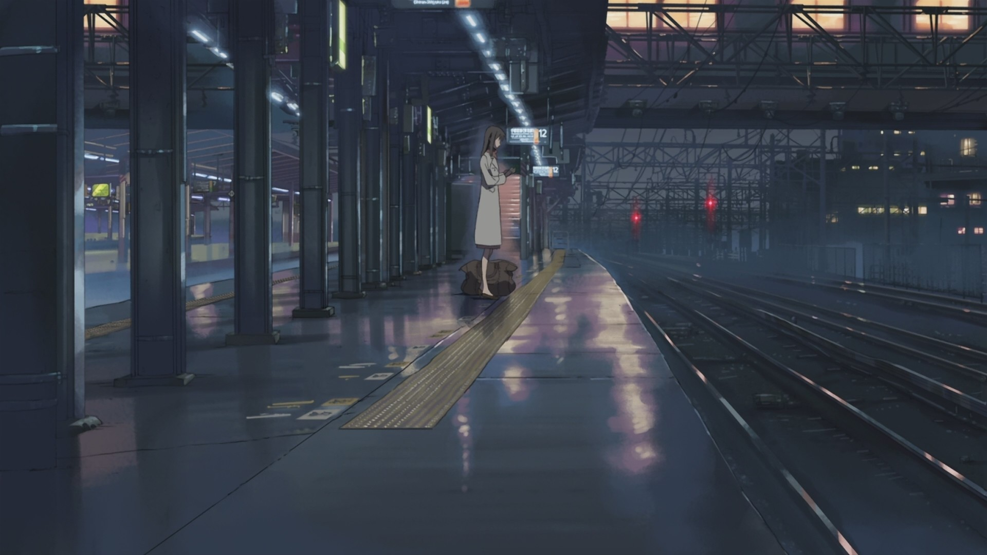 Lofi Wallpaper: Makoto Shinkai Wallpapers (92+ Images