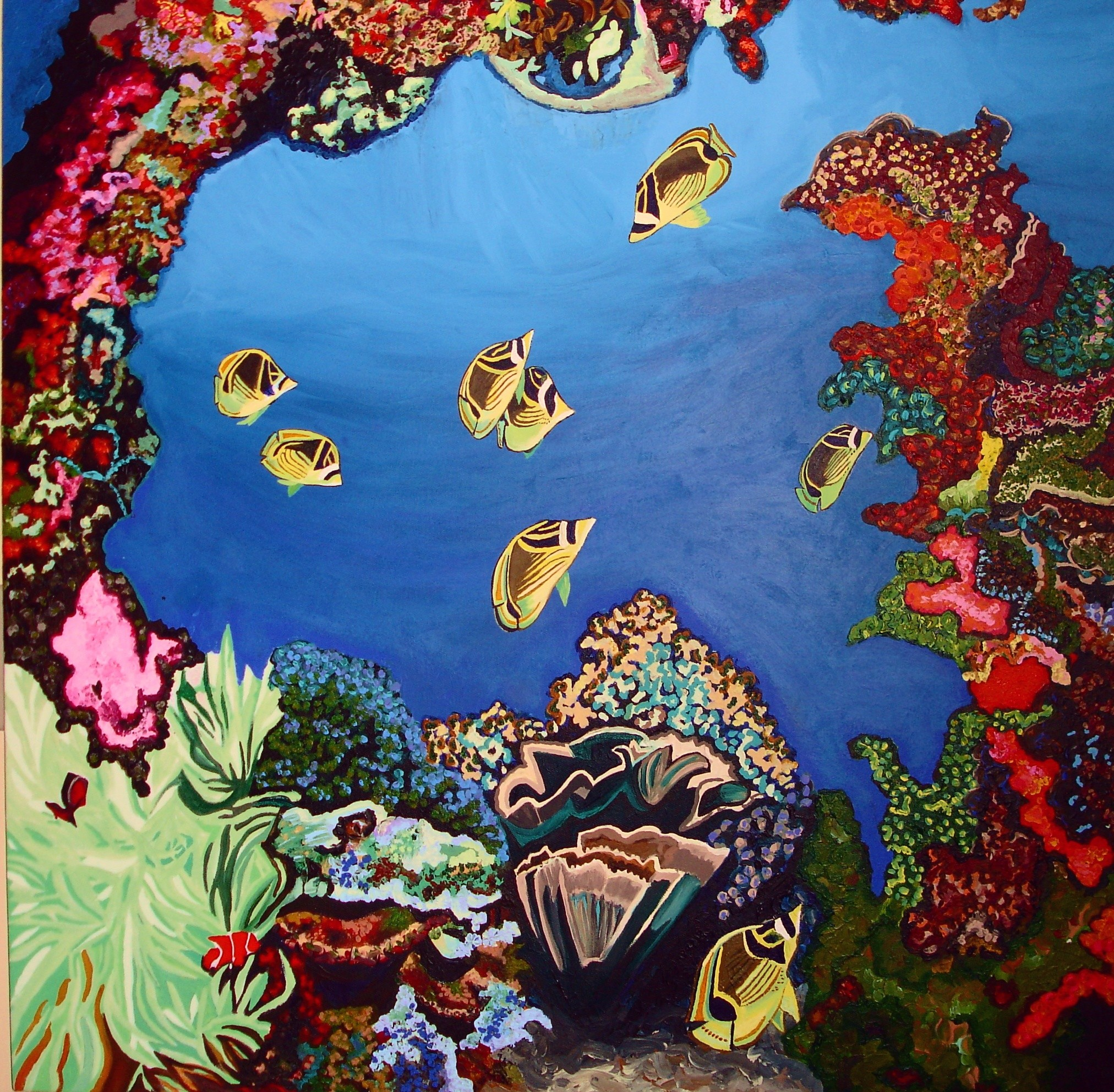 Colorful Coral Reef Wallpaper (50+ images)
