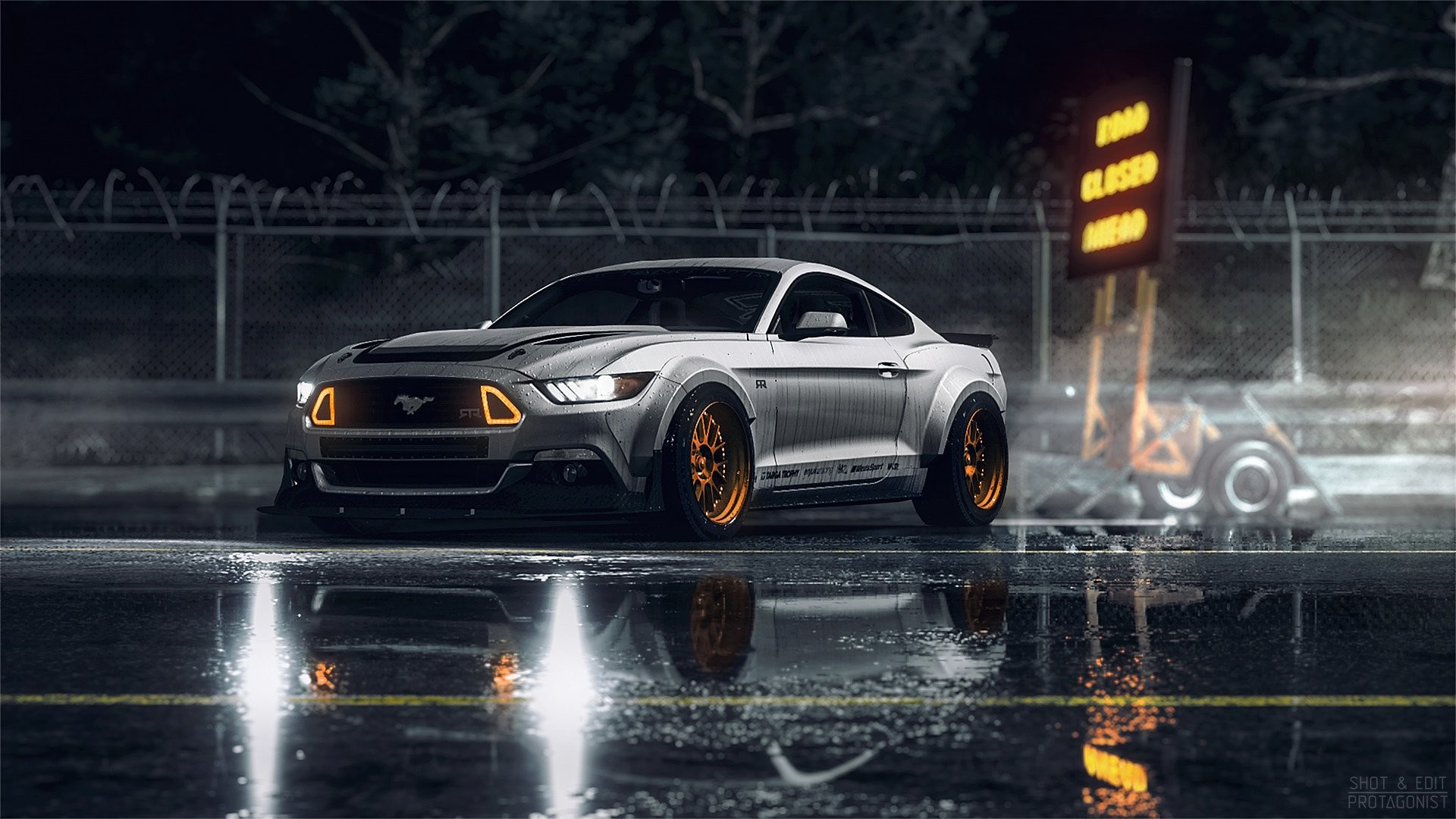 1920x1080 Ford Ford Mustang · HD Wallpaper | Background ID:717886