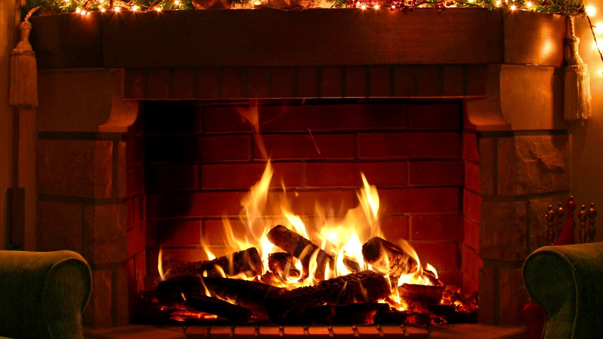 Fireplace Wallpaper (57+ Images