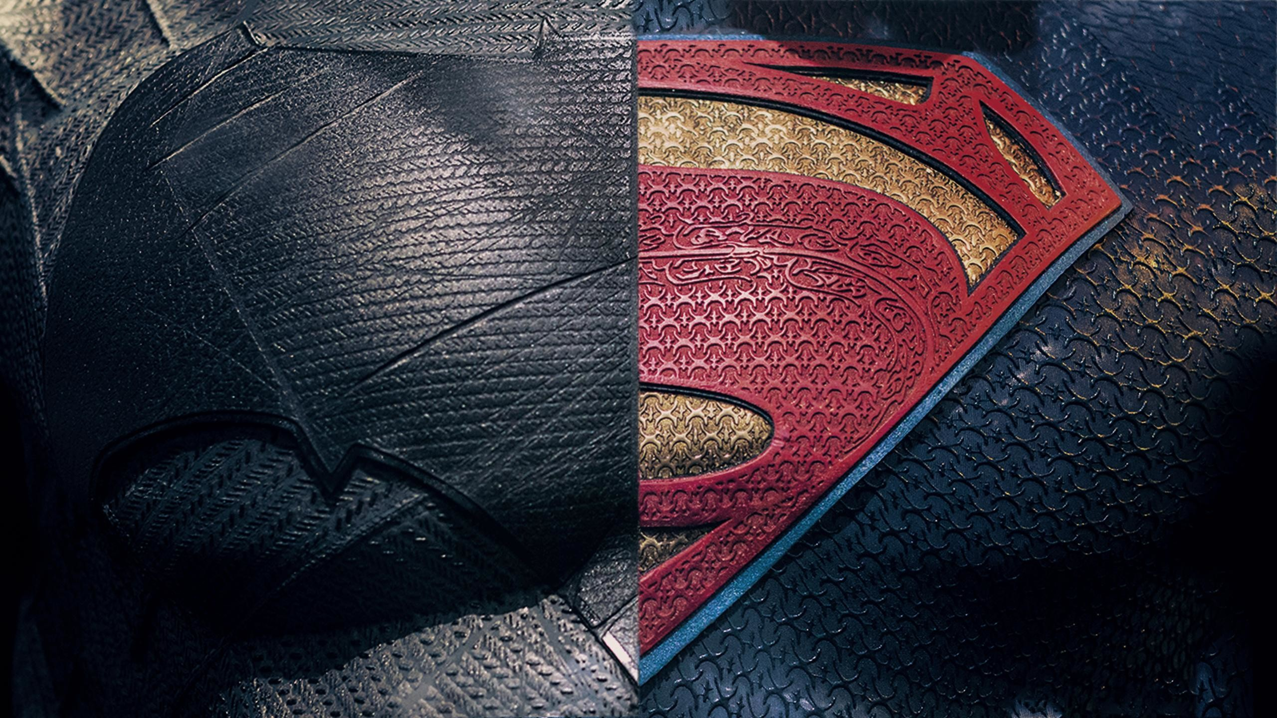 2560x1440 Batman V Superman - 5 Wallpapers