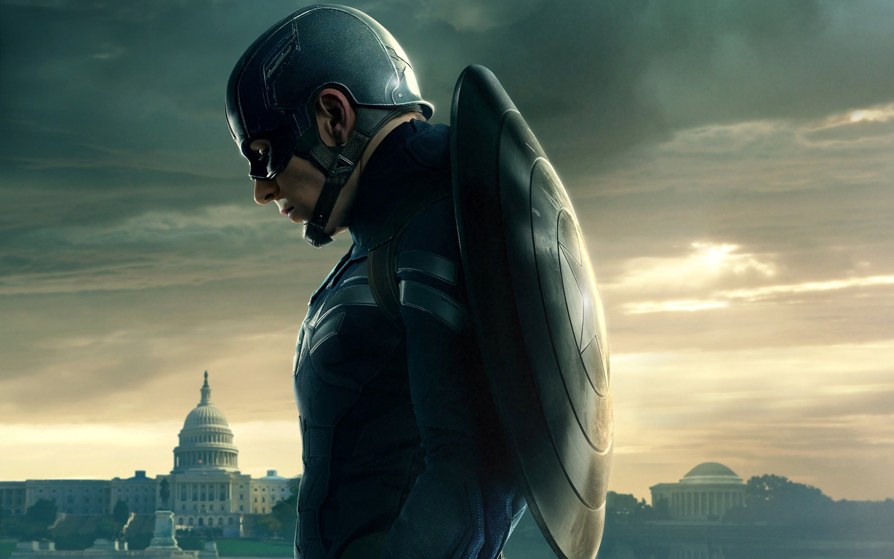 2880x1800 HD Widescreen captain america the winter soldier wallpaper, 472 kB -  Gardner Allford