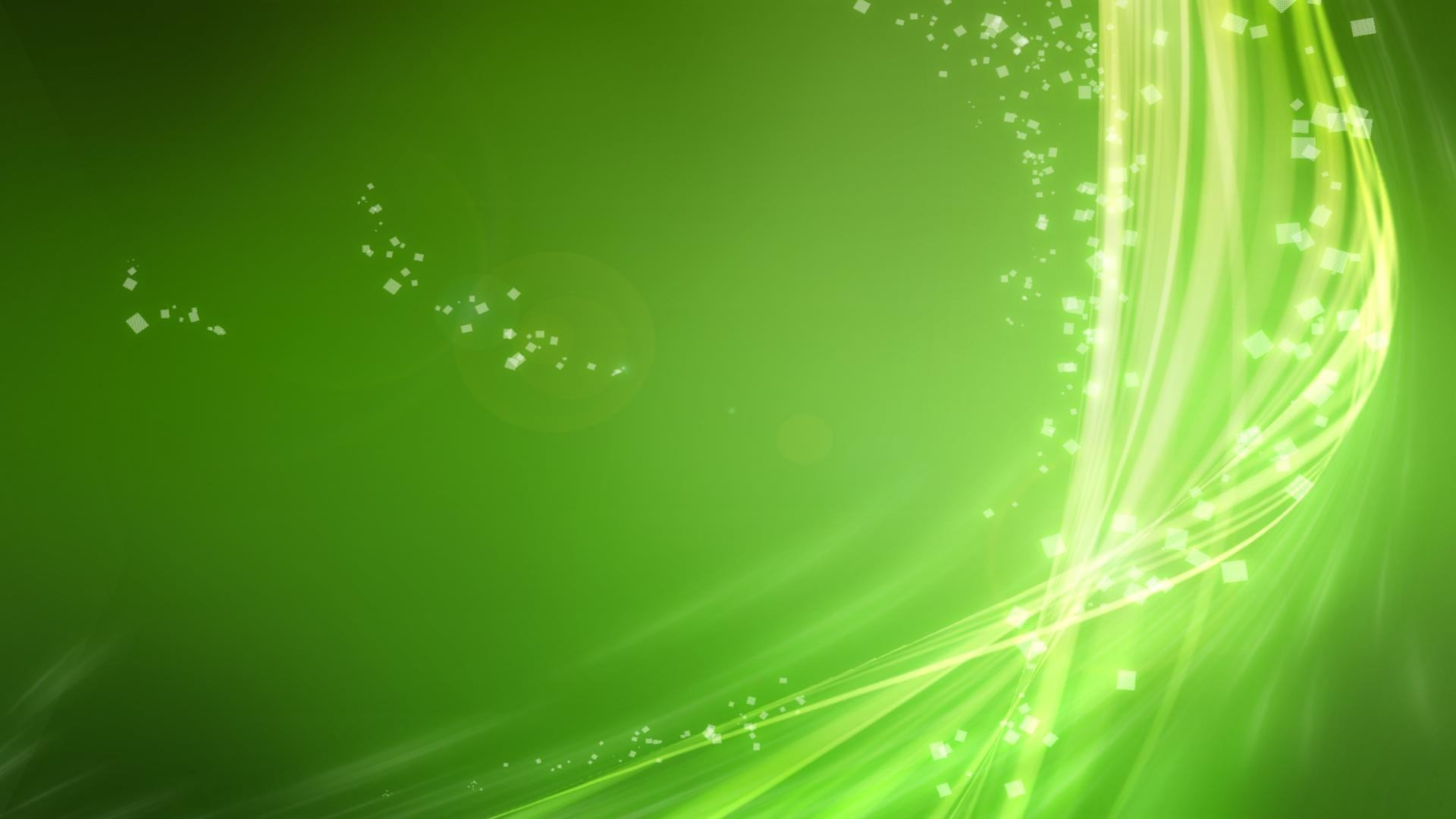 1920x1080 HD Lime Green Image.