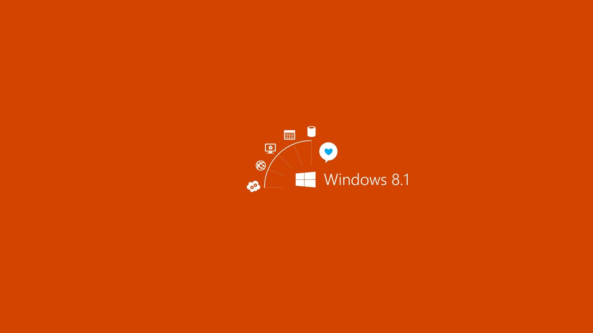 1920x1080 ... Orange-Windows-8.1-Wallpaper