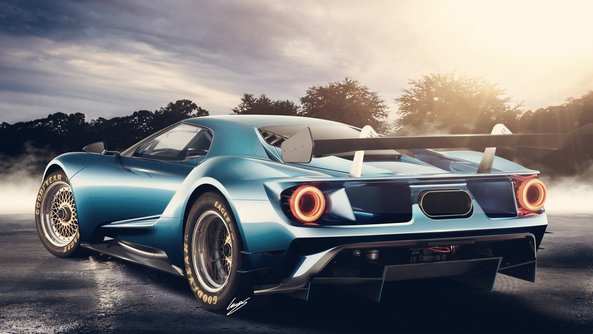 Ford Gt Hd Wallpaper 65 Images
